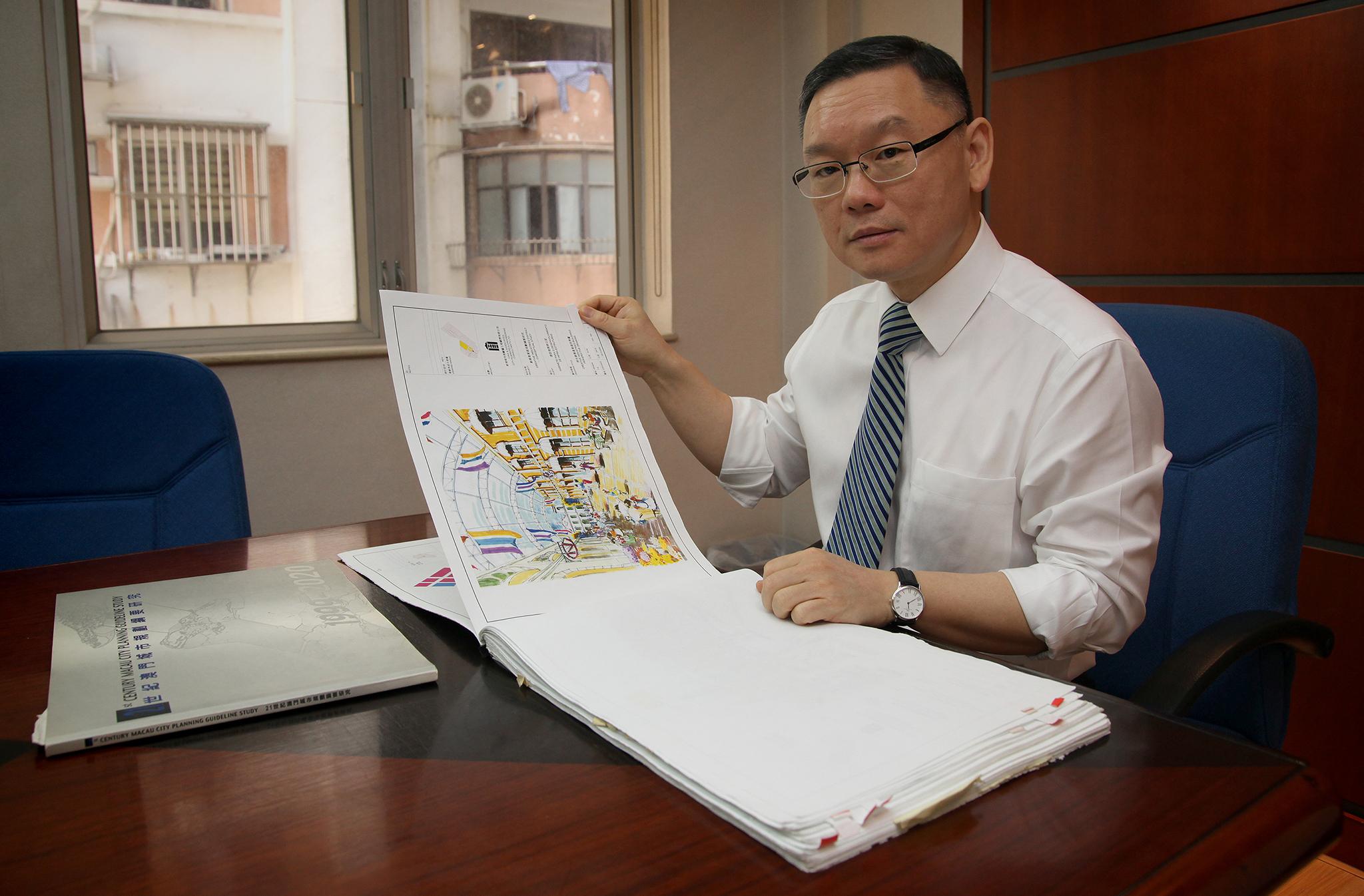 Obras | Empresa de Chui Sai Peng ganha mais dois contratos