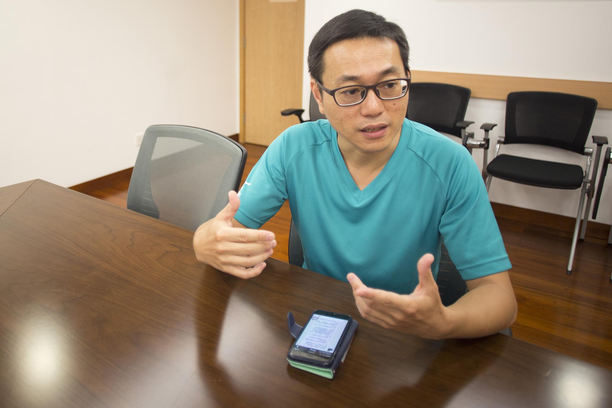 Emprego | Lei Chan U pede mais substituição de TNR