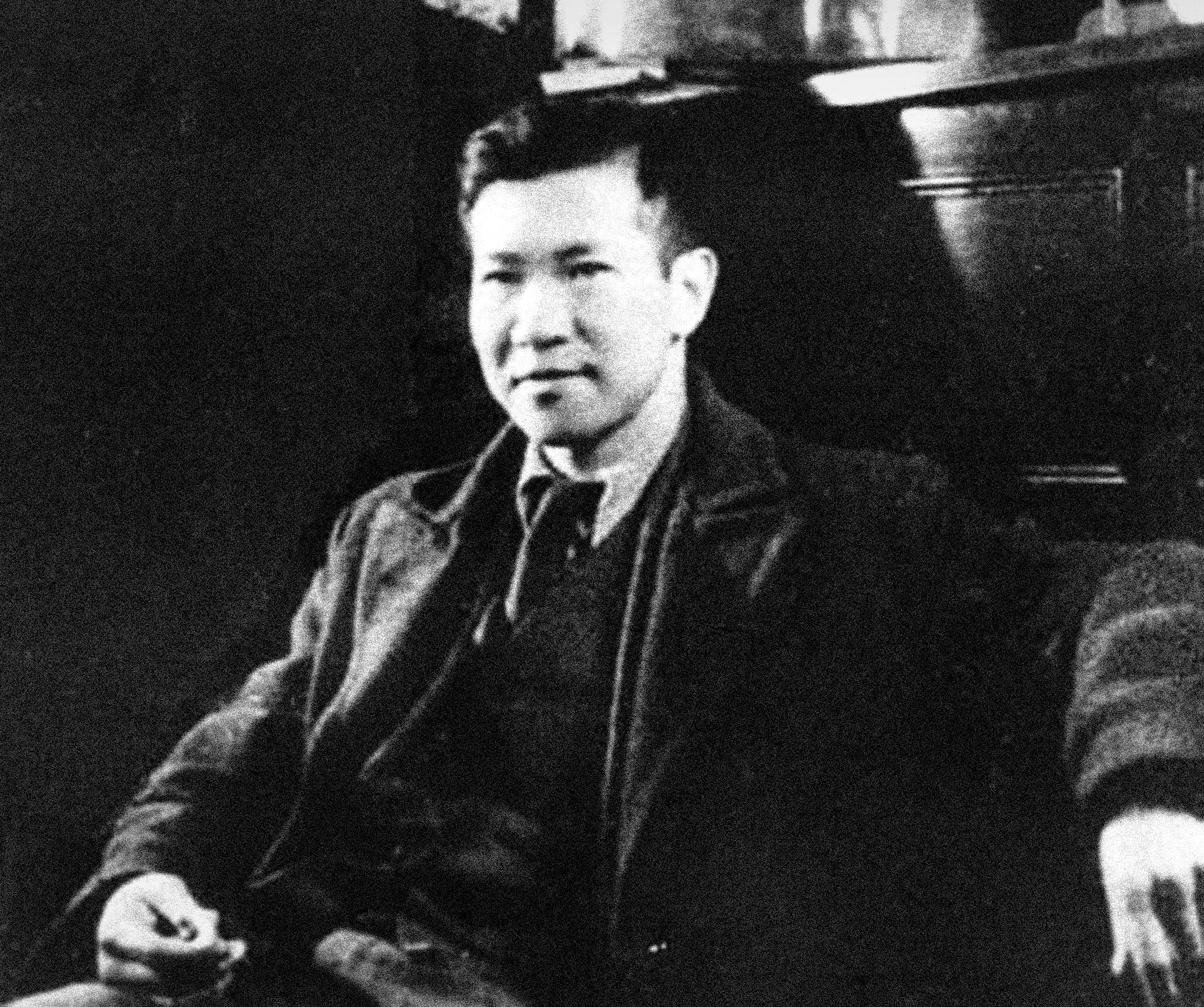 Início de vida do compositor Xian Xing Hai