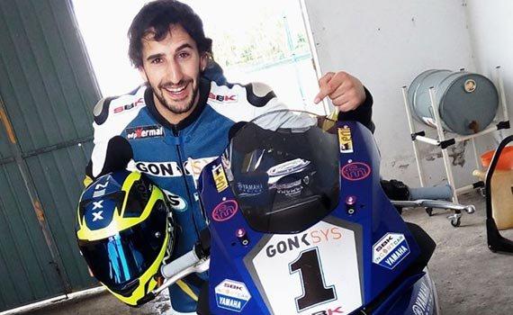 André Pires arranjou solução para participar no GP Motos