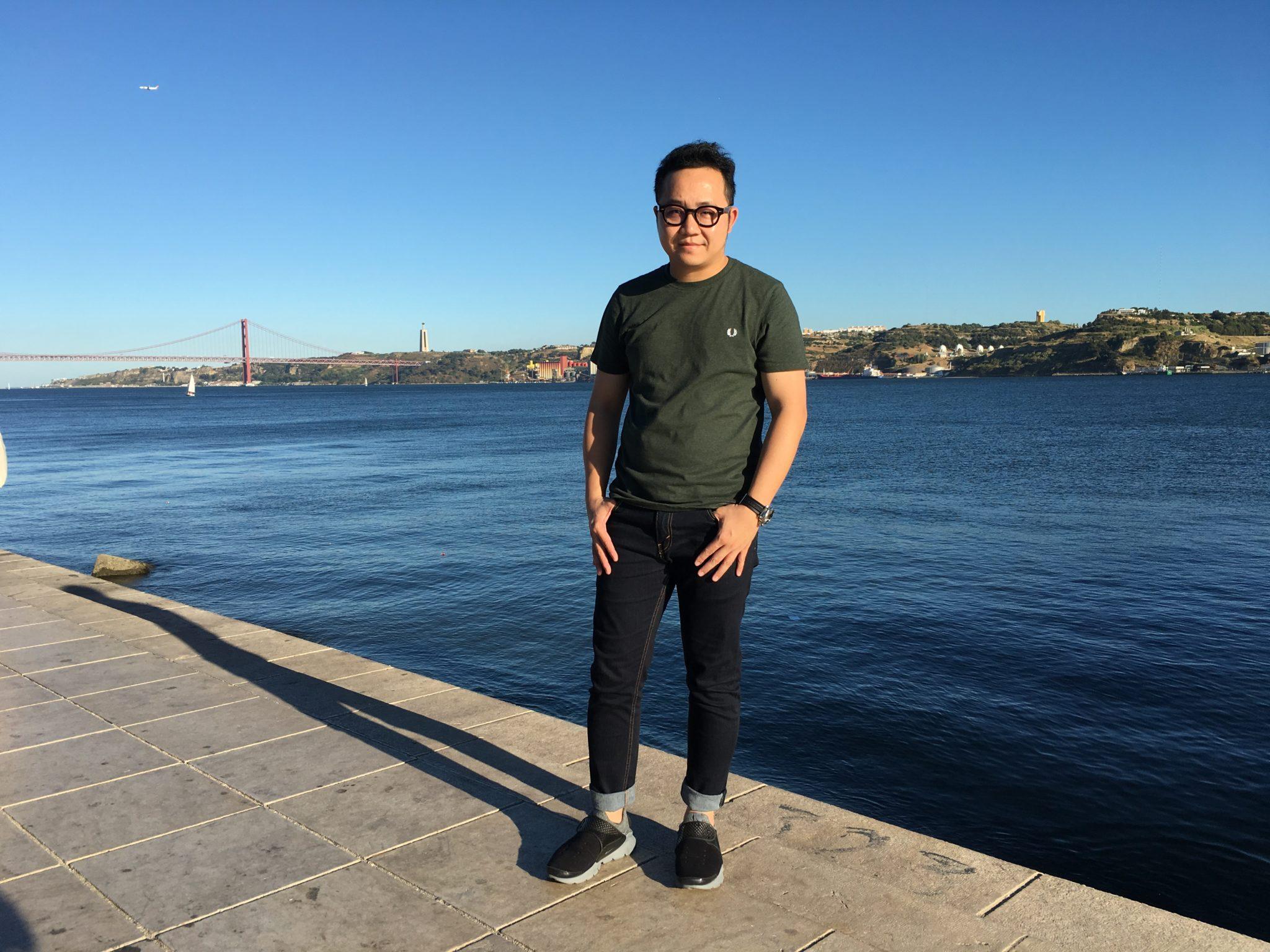 "Filipe Chan, intérprete e tradutor:""Os portugueses falam de tudo"""