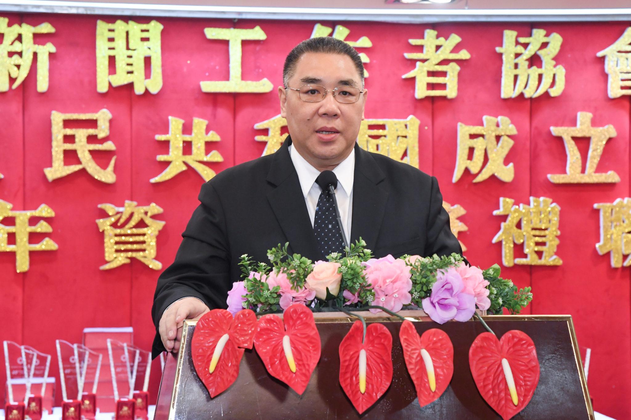 Chui Sai On encontrou-se com ex-membros da CCPPC