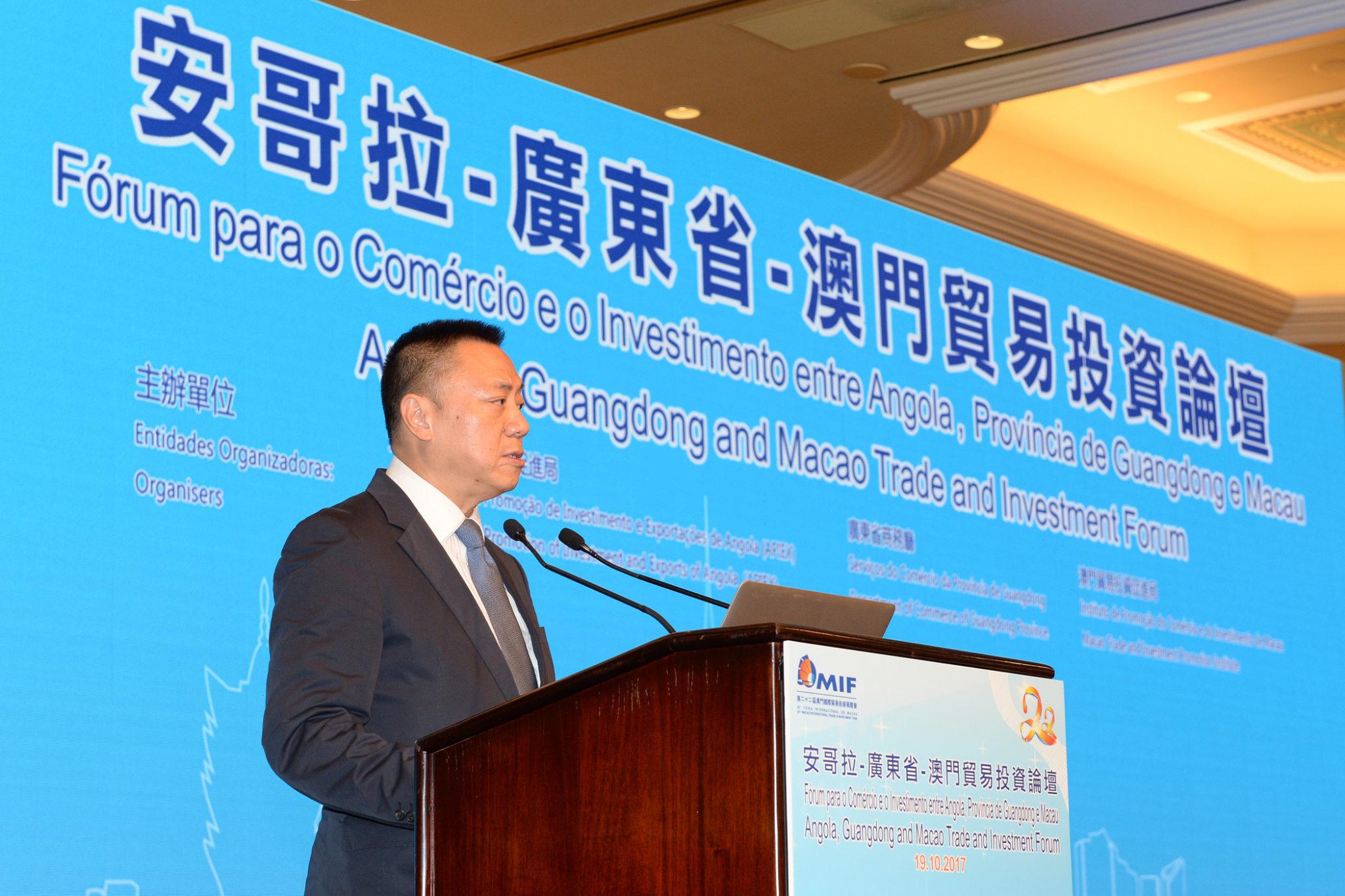 Lionel Leong garante que Governo está atento às condições do Canídromo