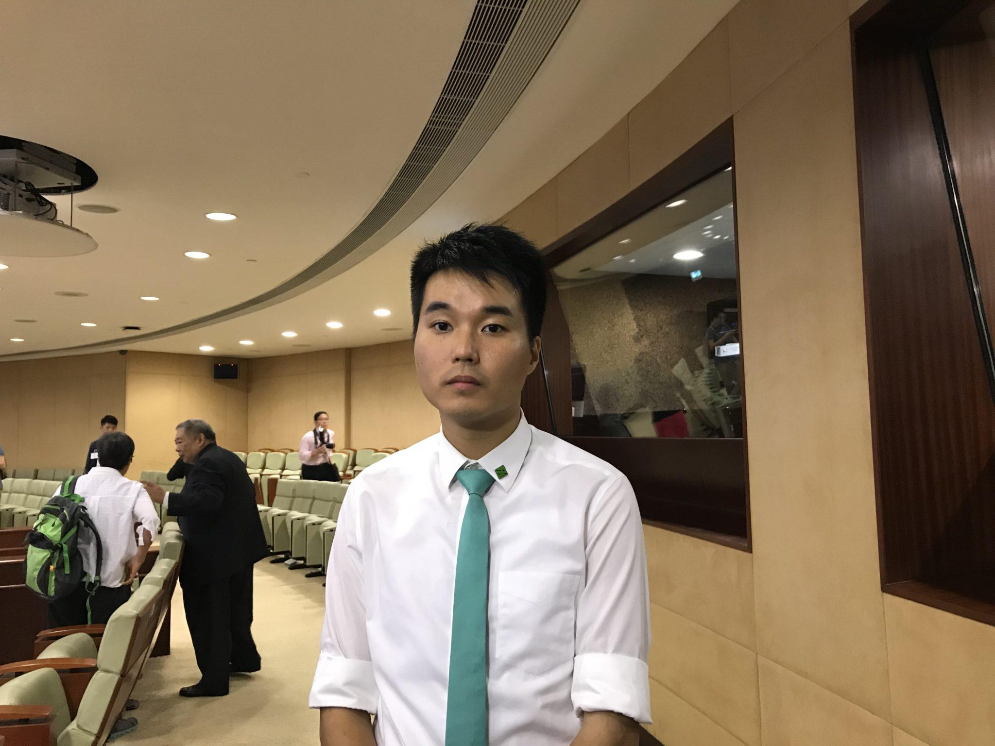 Deputado Sulu Sou pede suspensão do processo legislativo sobre escutas
