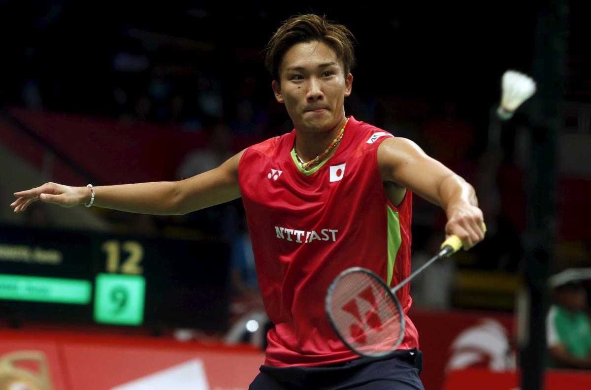 Atleta de 23 anos é o primeiro japonês a vencer Open de Badminton de Macau