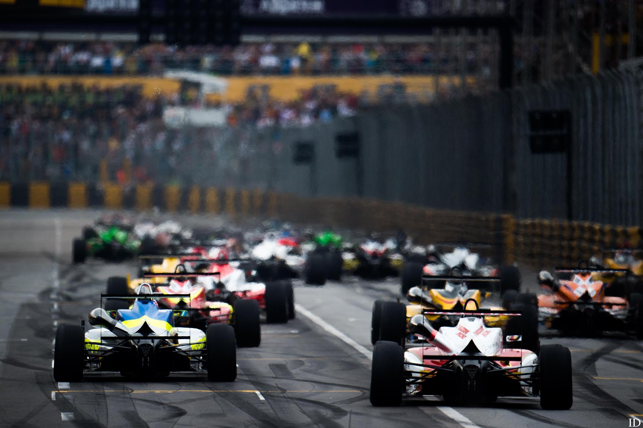 Taça do mundo de F3 da FIA | Poucos mas bons