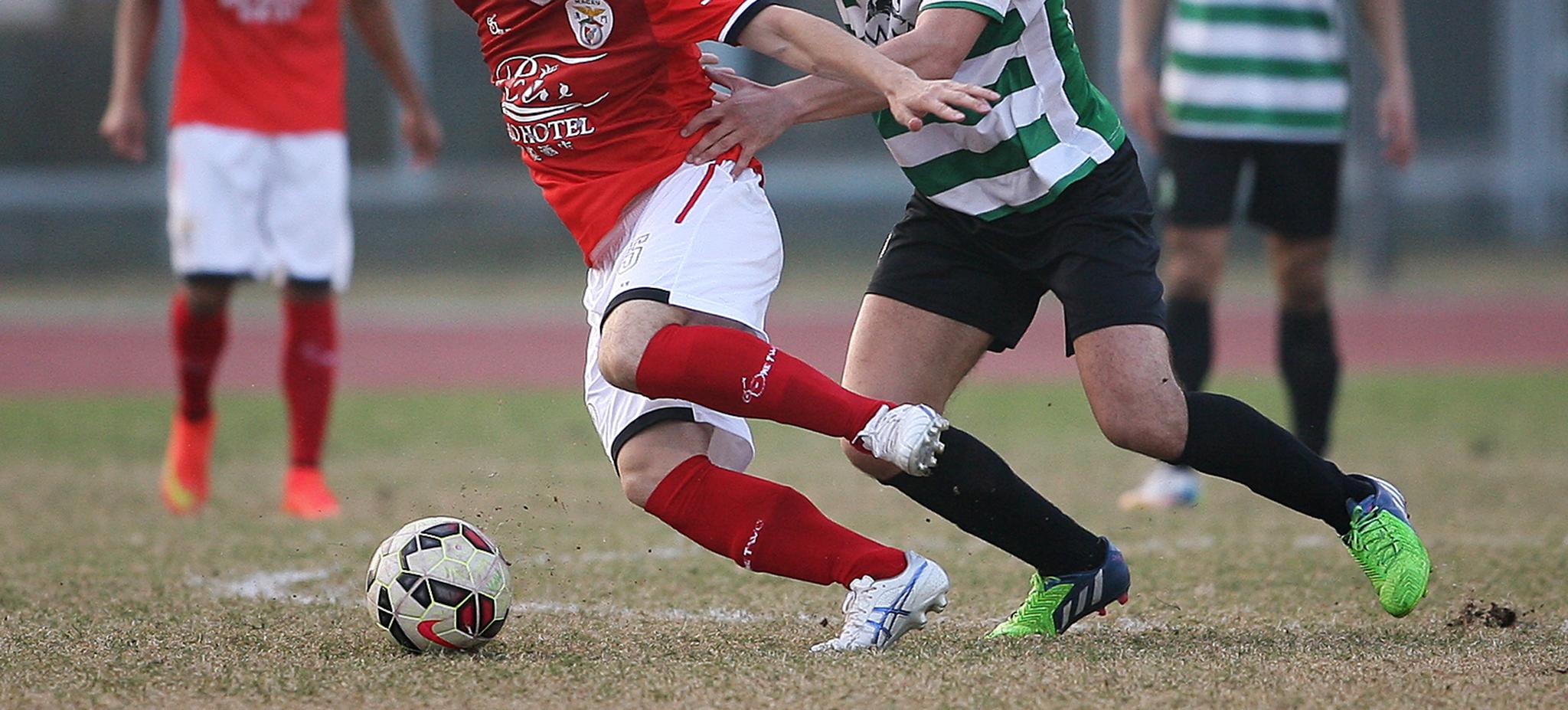 Futebol de Sete   Benfica e Sporting lutam por passagem às 'meias'