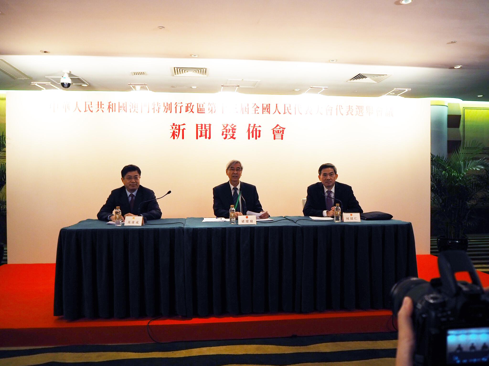 Lionel Leong não se recandidata como delegado de Macau à APN