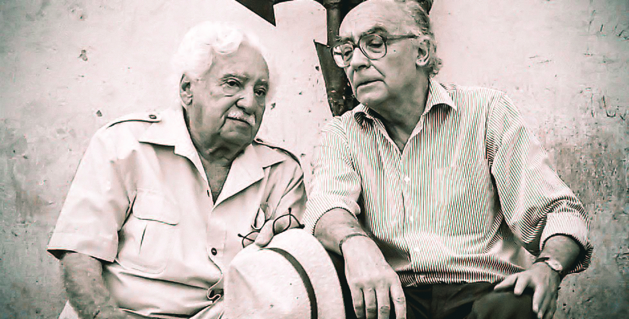 Cartas inéditas entre Saramago e Jorge Amado publicadas