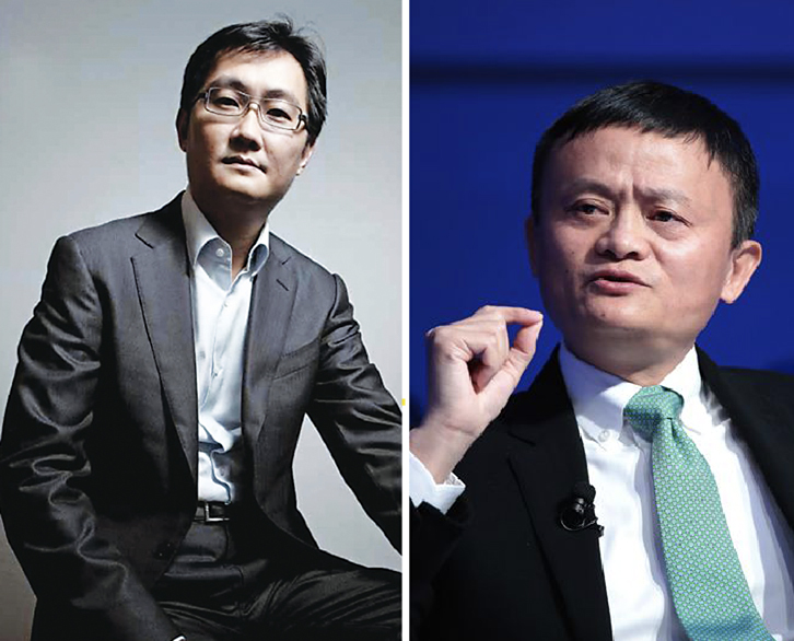 Empresas chinesas ameaçam império americano de comércio online