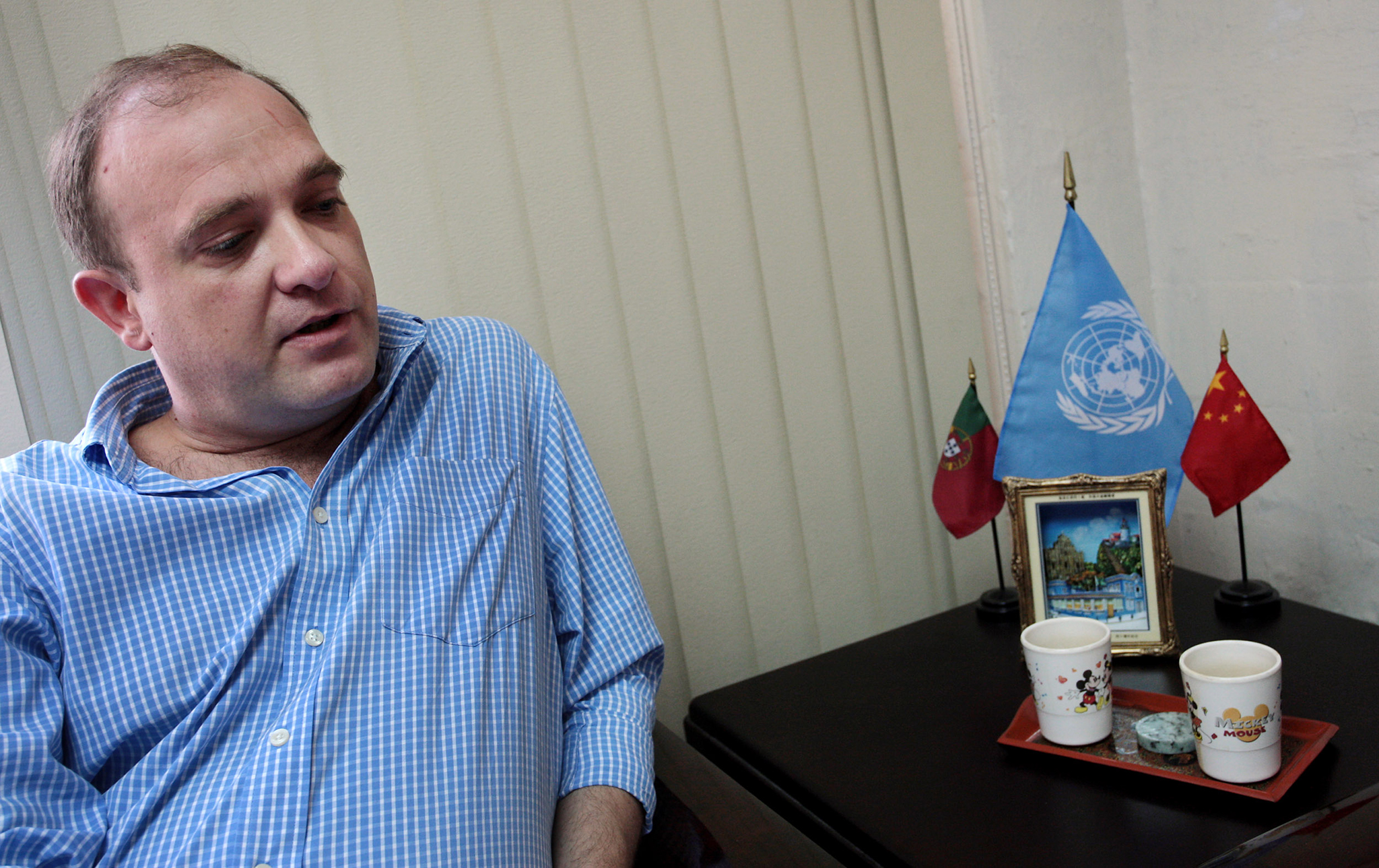 ARTM espera aumento de orçamento para a luta contra a droga