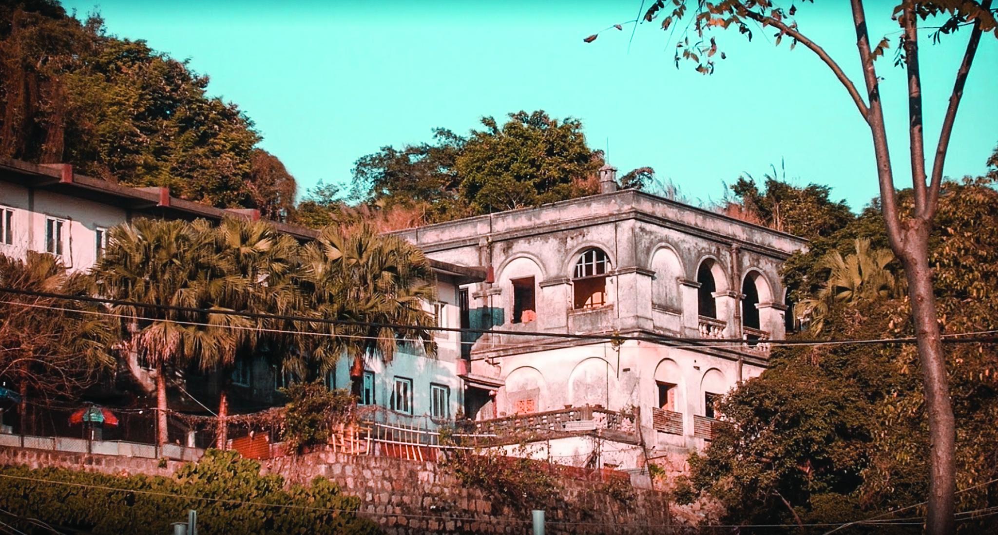Ilha Verde   Convento da Casa do Retiro à espera de reparações