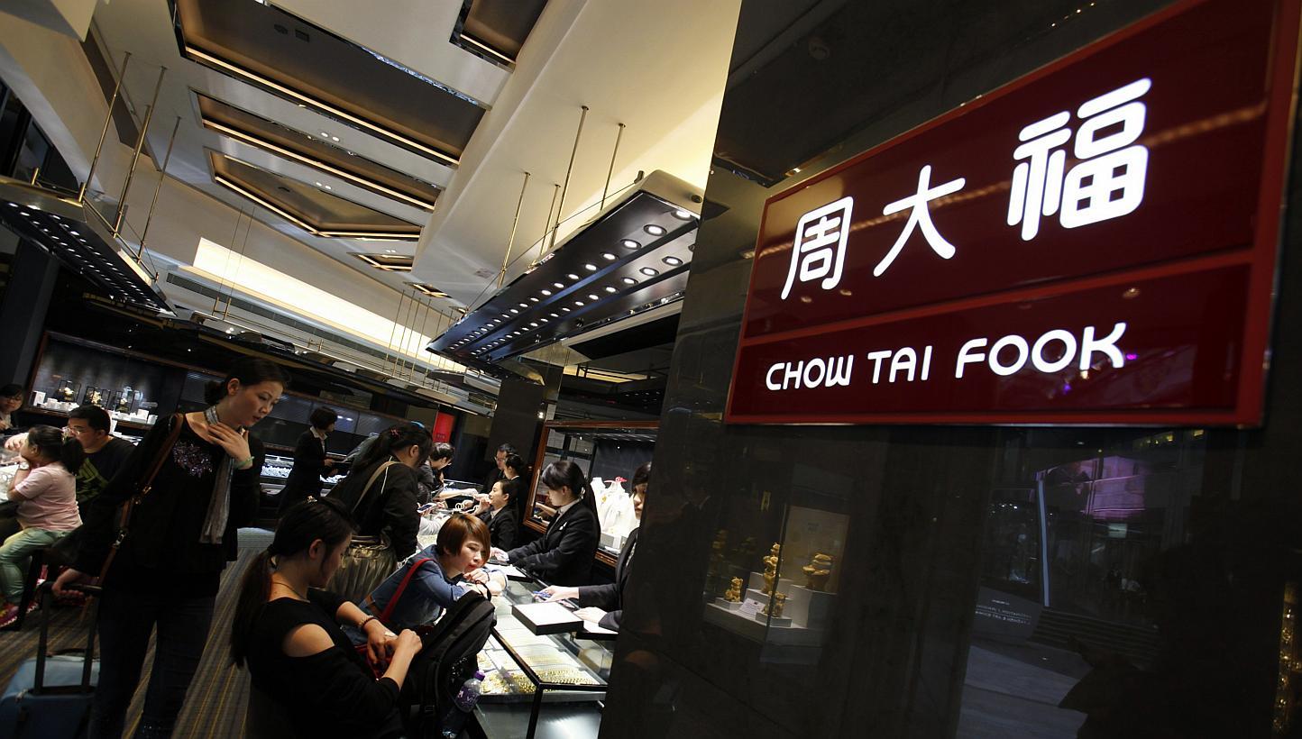 Hong Kong : Chow Tai Fook compra anel por 270 milhões