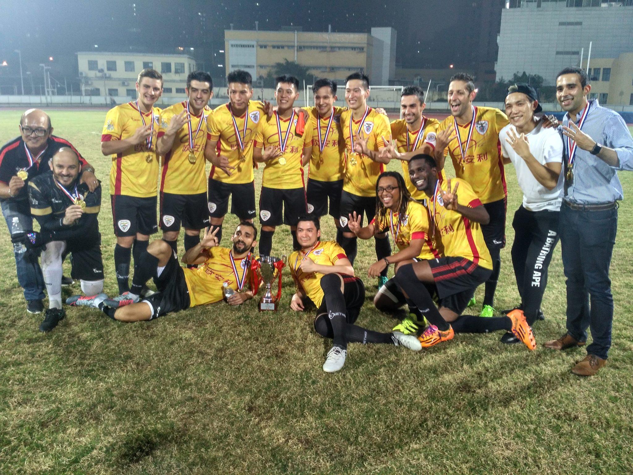 Águias vencem Ka I por 3-0 e conquistam Torneio de Futebol de Sete