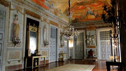 Palácio de Mafra | Sala do Trono abre ao público após primeiro restauro em 200 anos