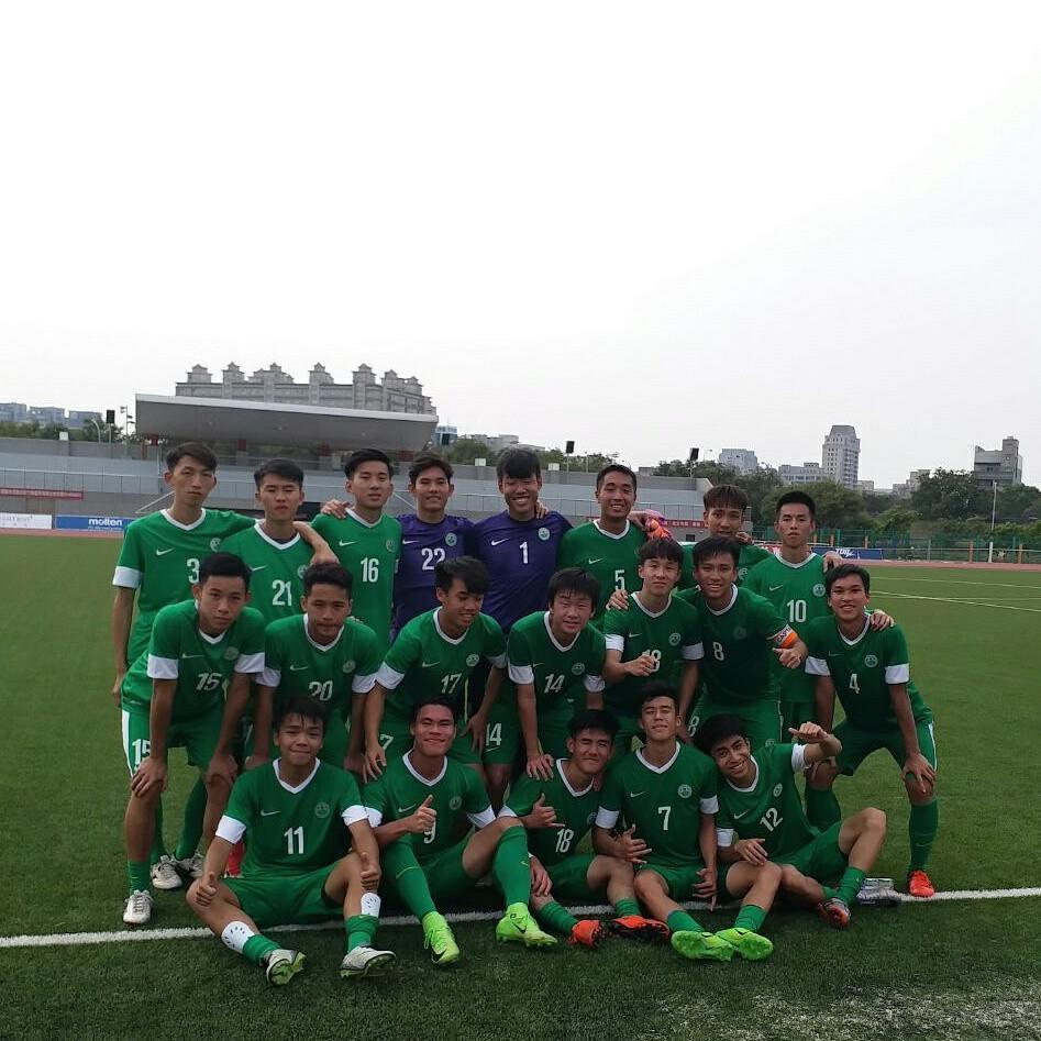Selecção de futebol sub-19 vence Laos e volta a sonhar com apuramento