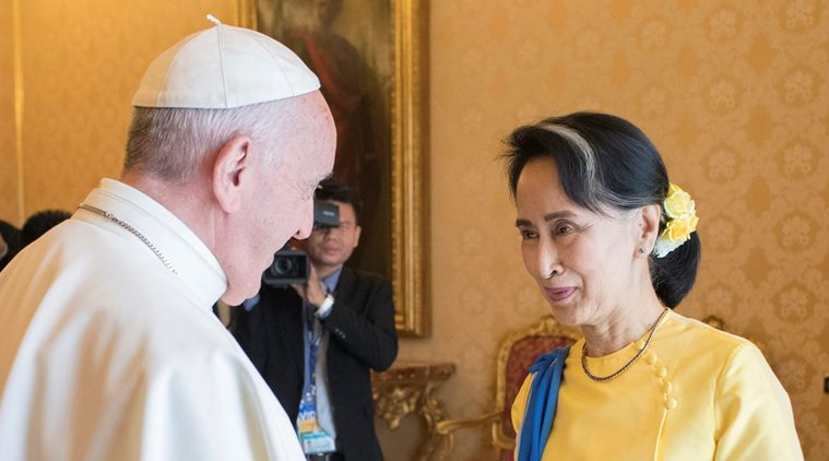 Aung San Suu Kyi diz ao TIJ que Gâmbia deu imagem enganosa dos rohingya
