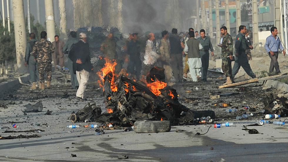 Estado Islâmico | Atentado faz pelo menos15 mortos em Cabul