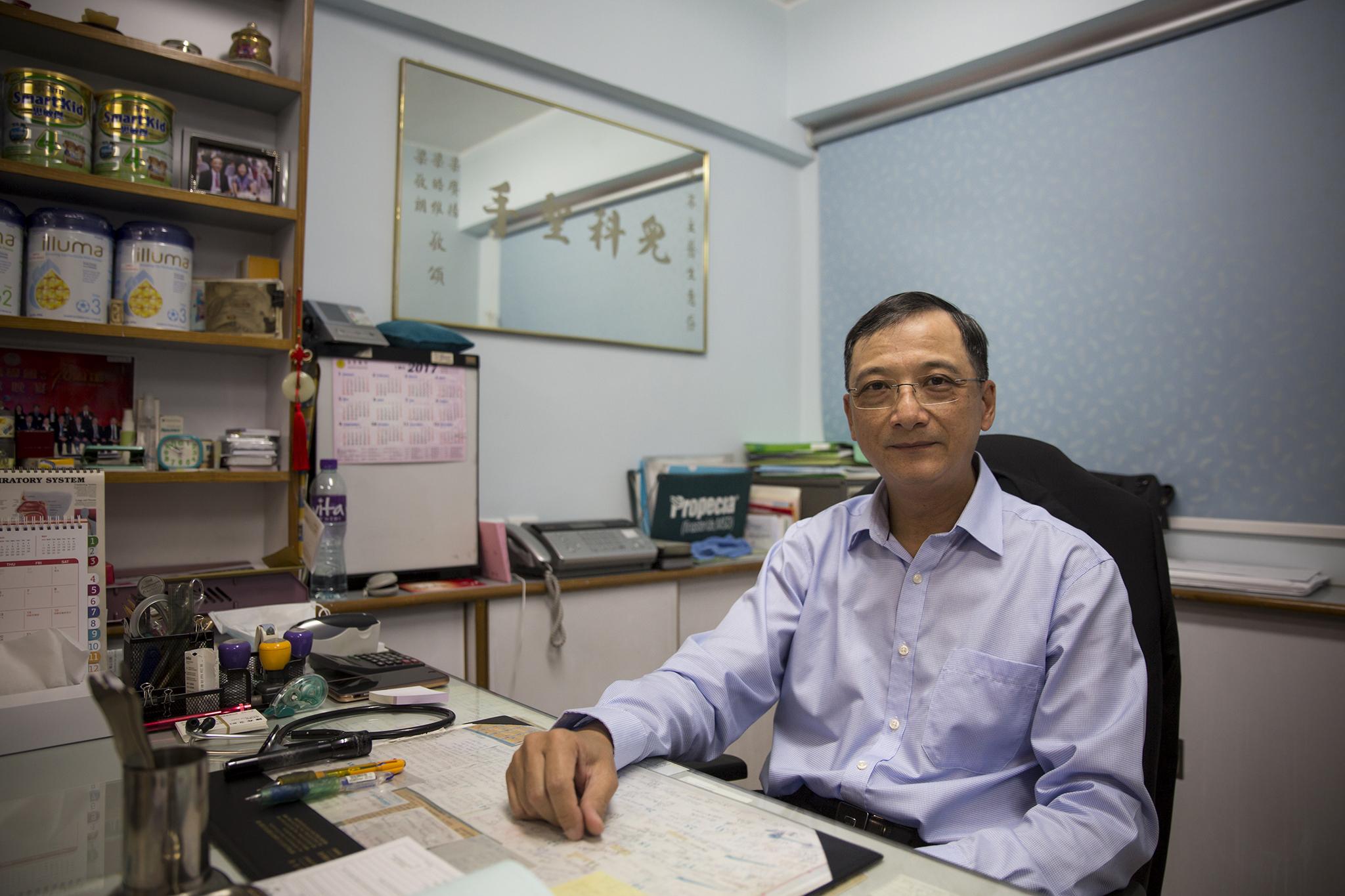 Declarações de rendimentos   Chan Iek Lap ligado a nove grupos associativos