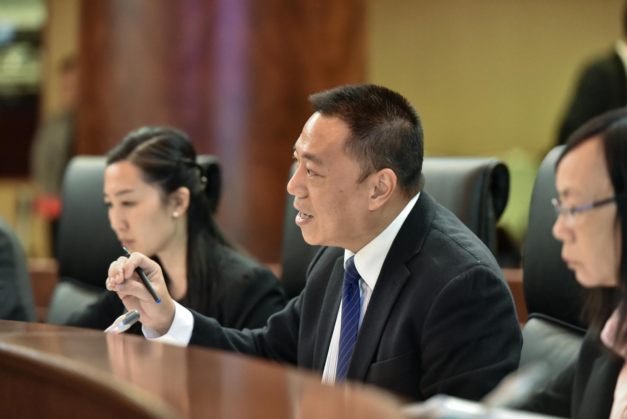 Economia | Lionel Leong quer ajudar PME lusófonas a entrar na China