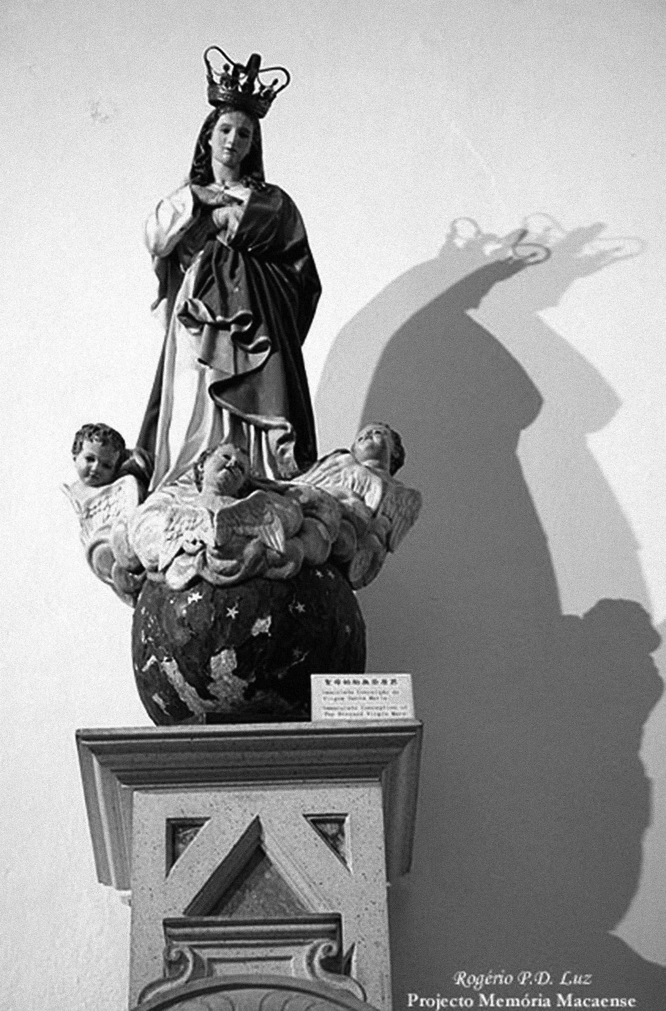 Imaculada Conceição padroeira de Macau