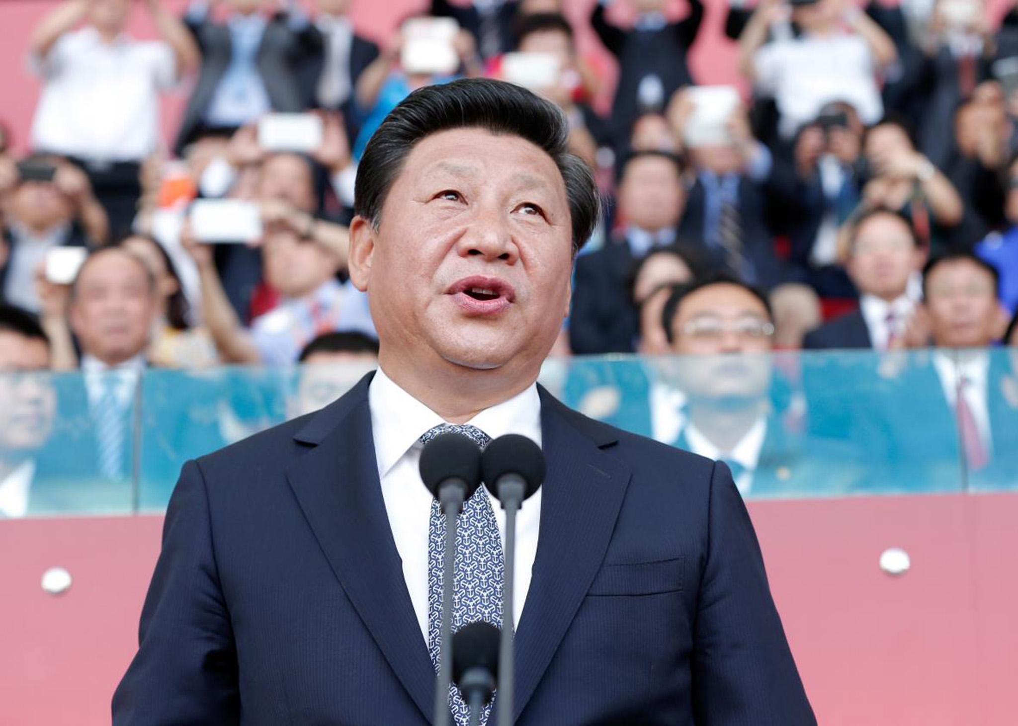 Xi enfatiza esforços para combater estilos de trabalho indesejáveis