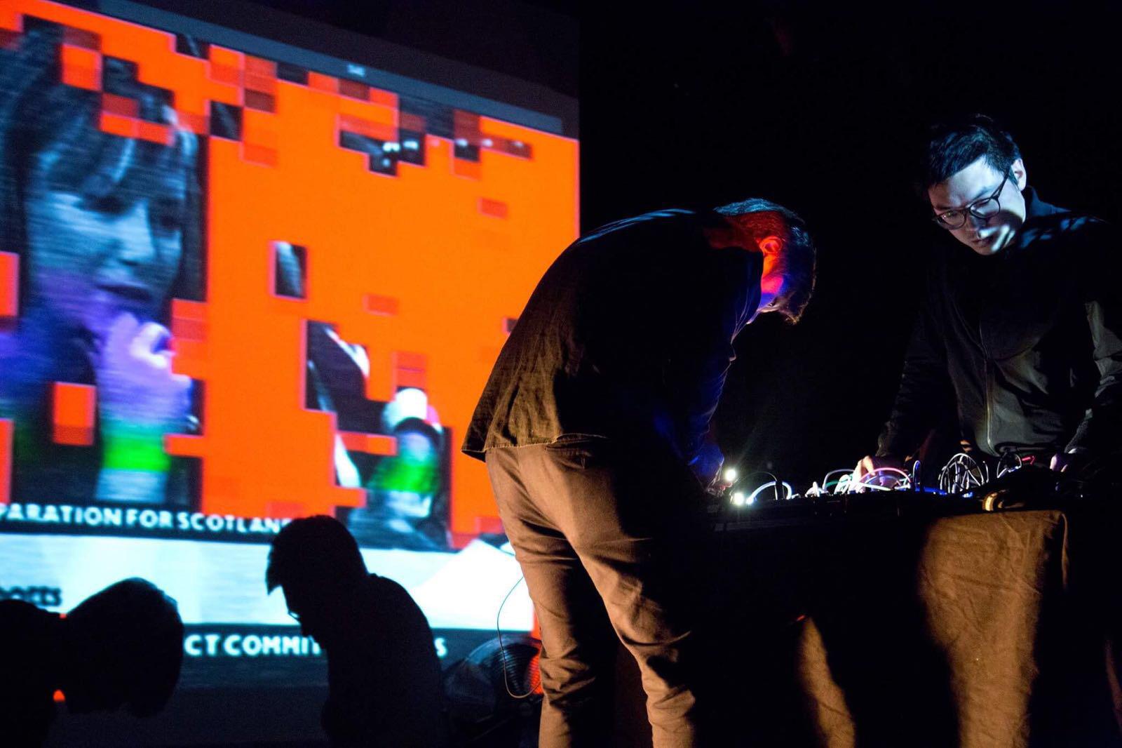 TIMC | Duo de música electrónica Faslane actua este sábado