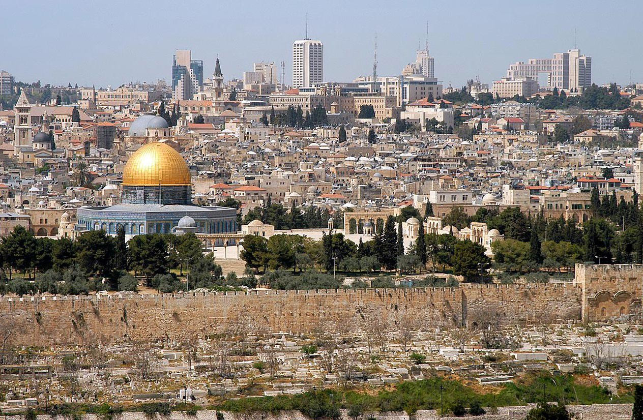 ONU : Projecto contra Jerusalém como capital de Israel