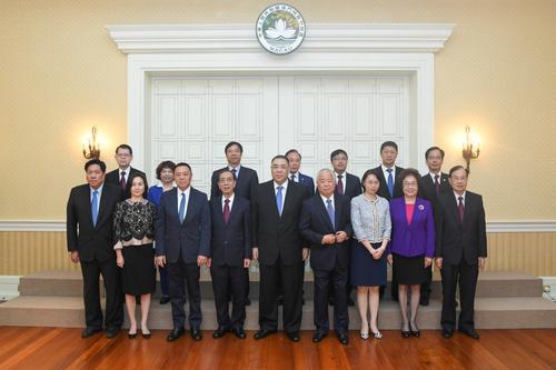 Ma Iao Lai continua presidente da Associação Comercial de Macau