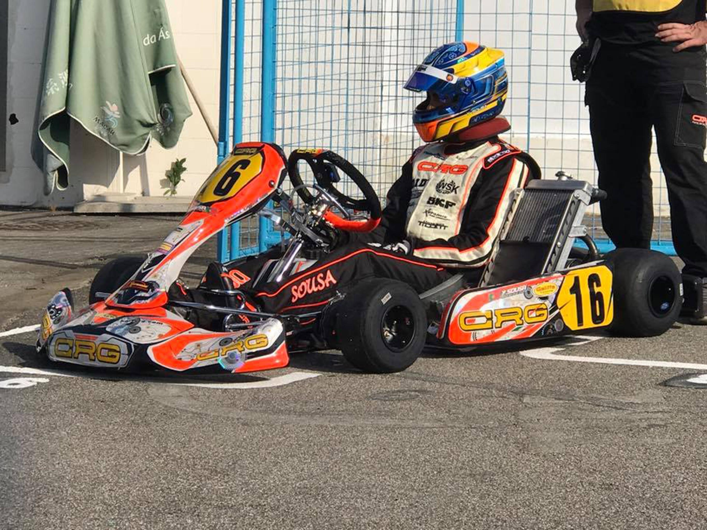 GP Internacional de Karting junta 120 pilotos