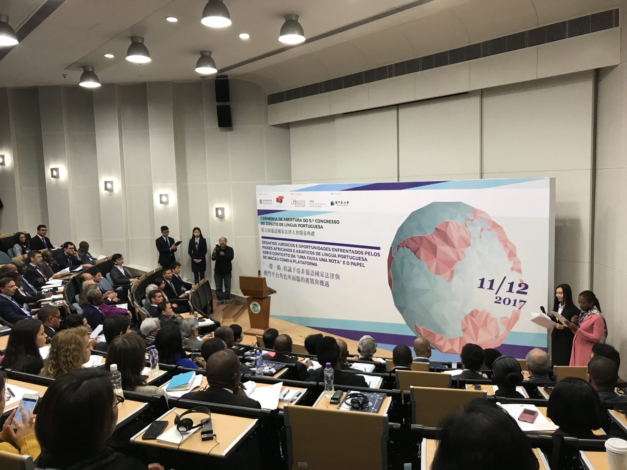Mo Shijian recomenda análise às convenções internacionais
