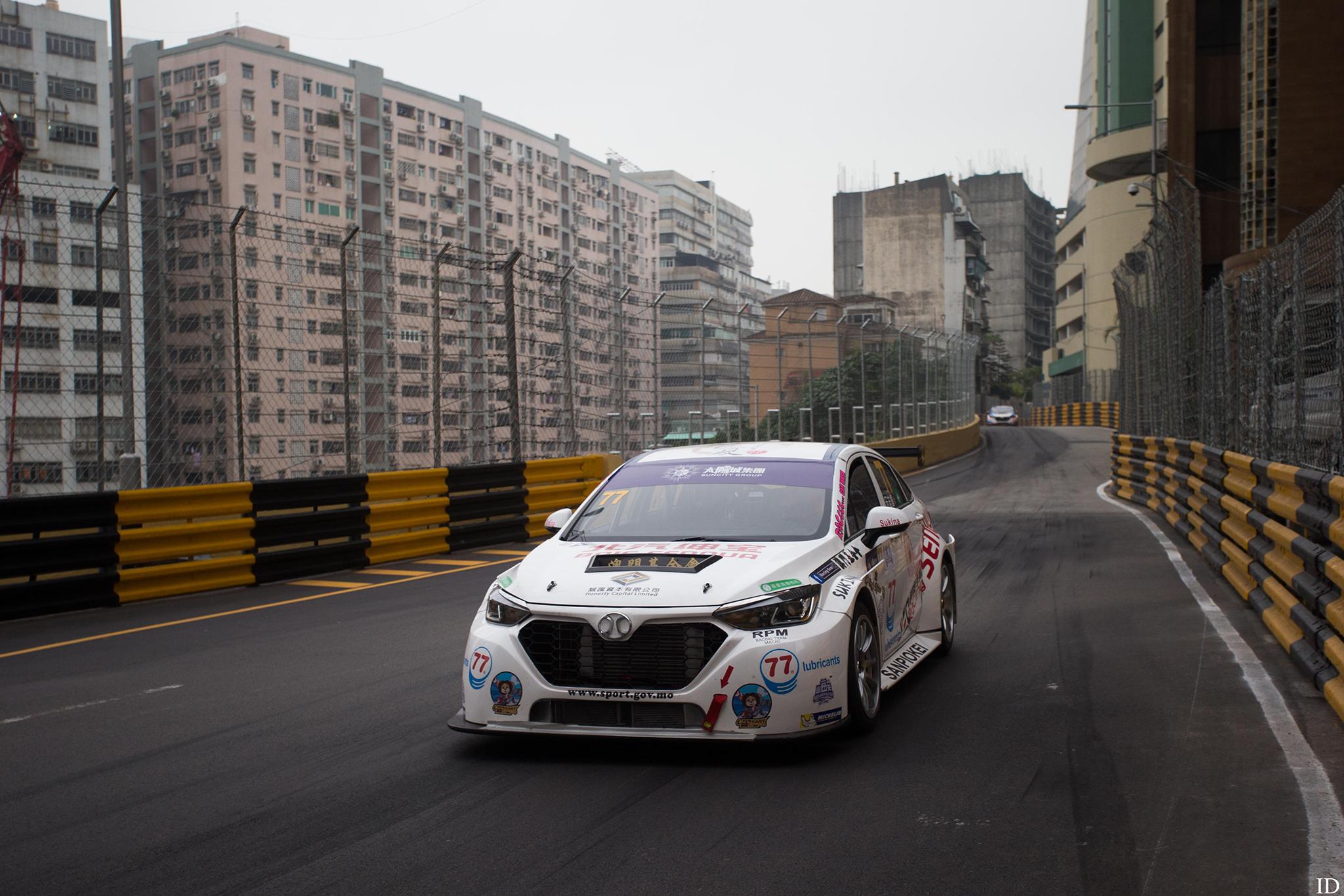 Taça da Corrida Chinesa voltará ao que era no GP