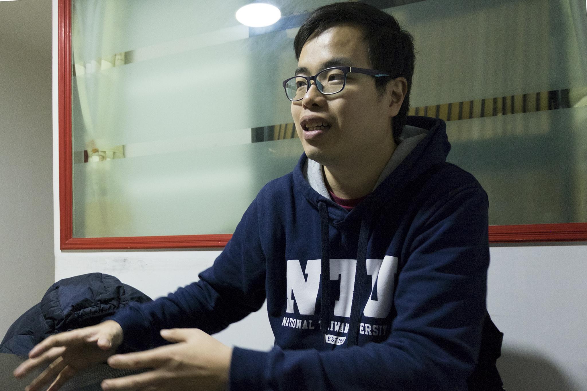 """Eleições   Scott Chiang é """"para já"""" cabeça de lista da candidatura de Ng Kuok Cheong"""