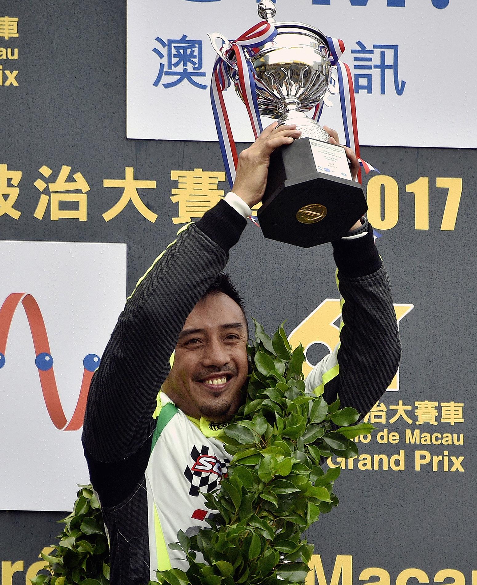 Vencedor da Taça CTM não sabe se volta ao GP