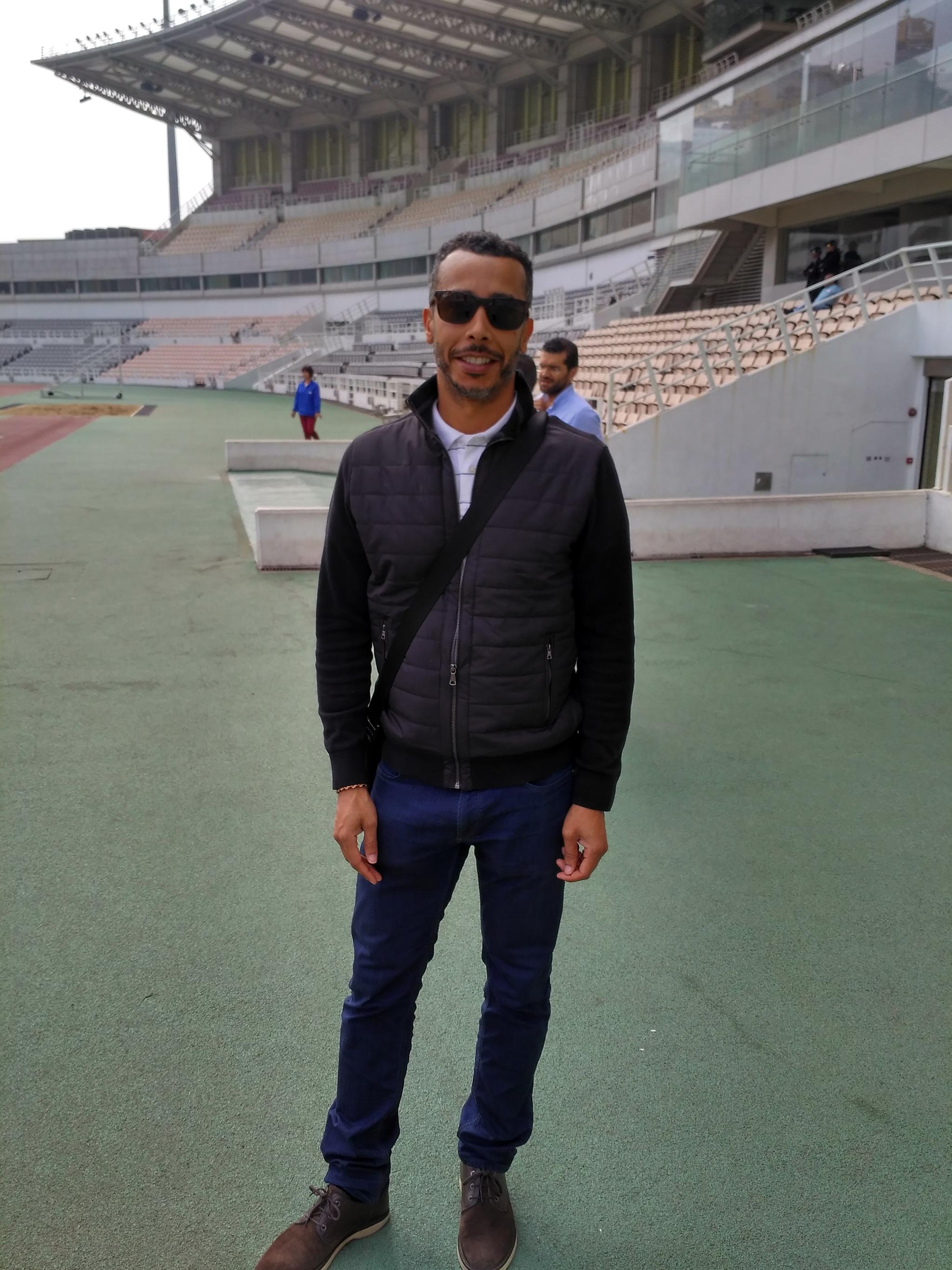 Agente promete estar atento a atletas de Macau