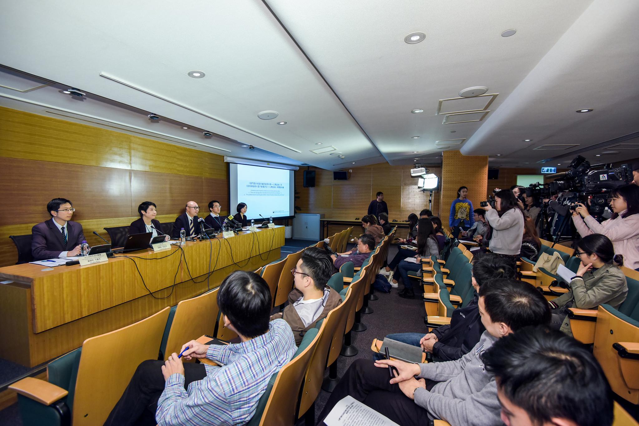 Incêndios | IC reuniu com 30 representantes de templos chineses