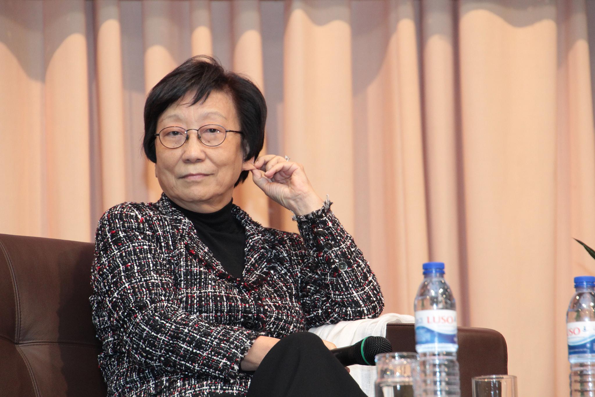 CCPPC   Susana Chou abandona a Conferência Consultiva Política do Povo Chinês