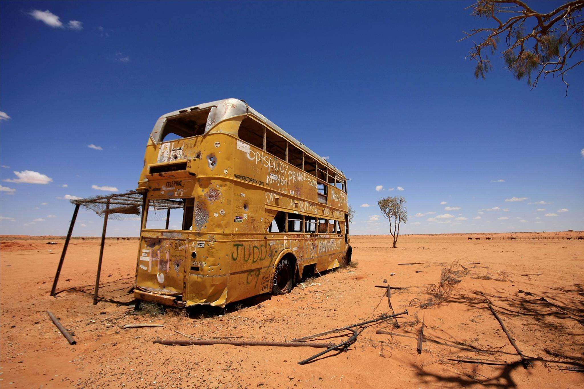 Ambiente | Estudo revela que um quarto do planeta pode transformar-se num deserto