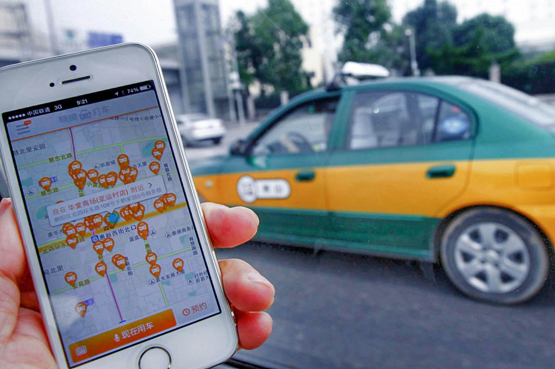 Chinesa Didi Global sobe 16% na sua estreia na bolsa dos EUA