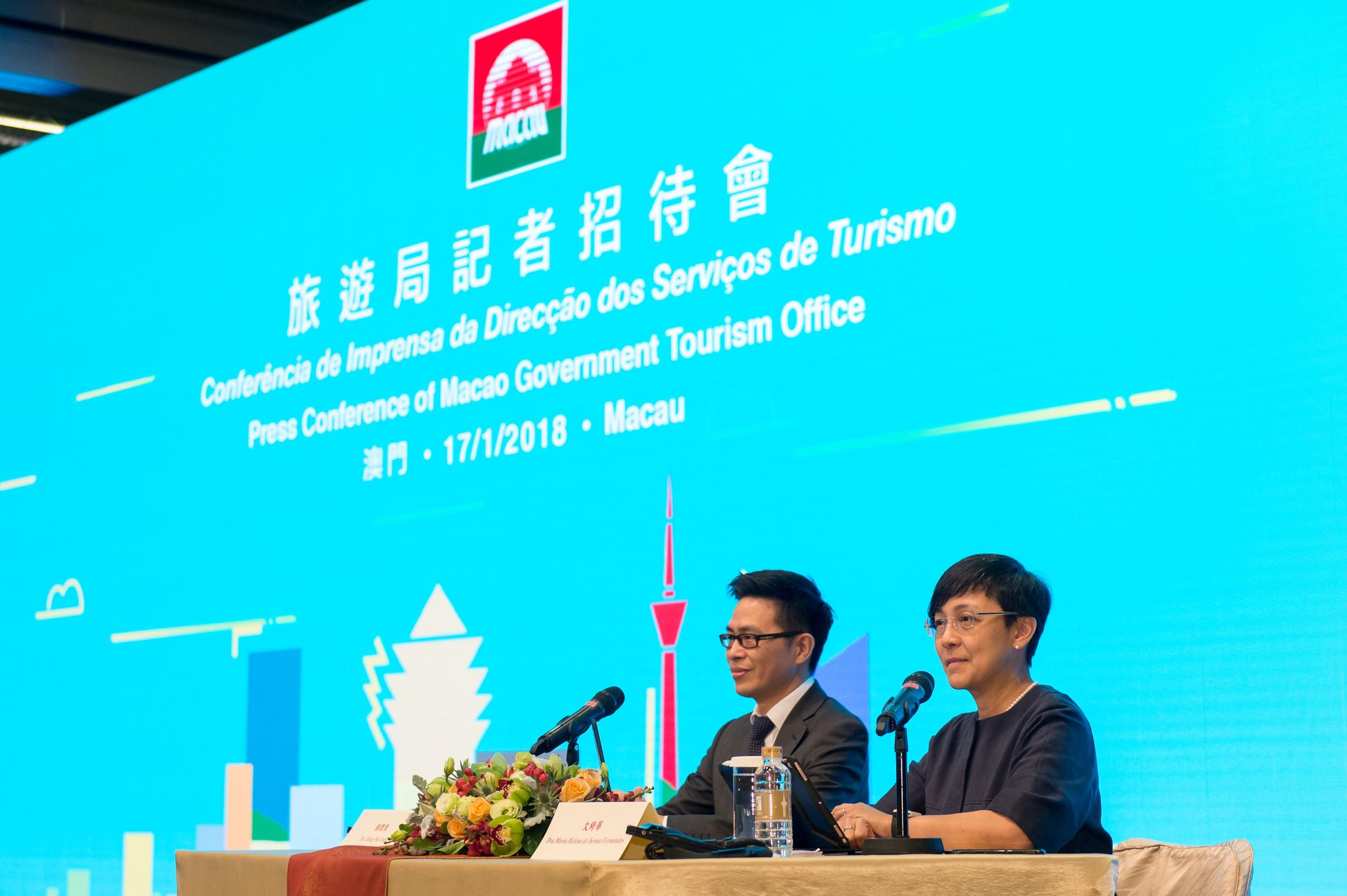 Macau espera 40 mil visitantes na Expo Internacional que se realiza em Abril