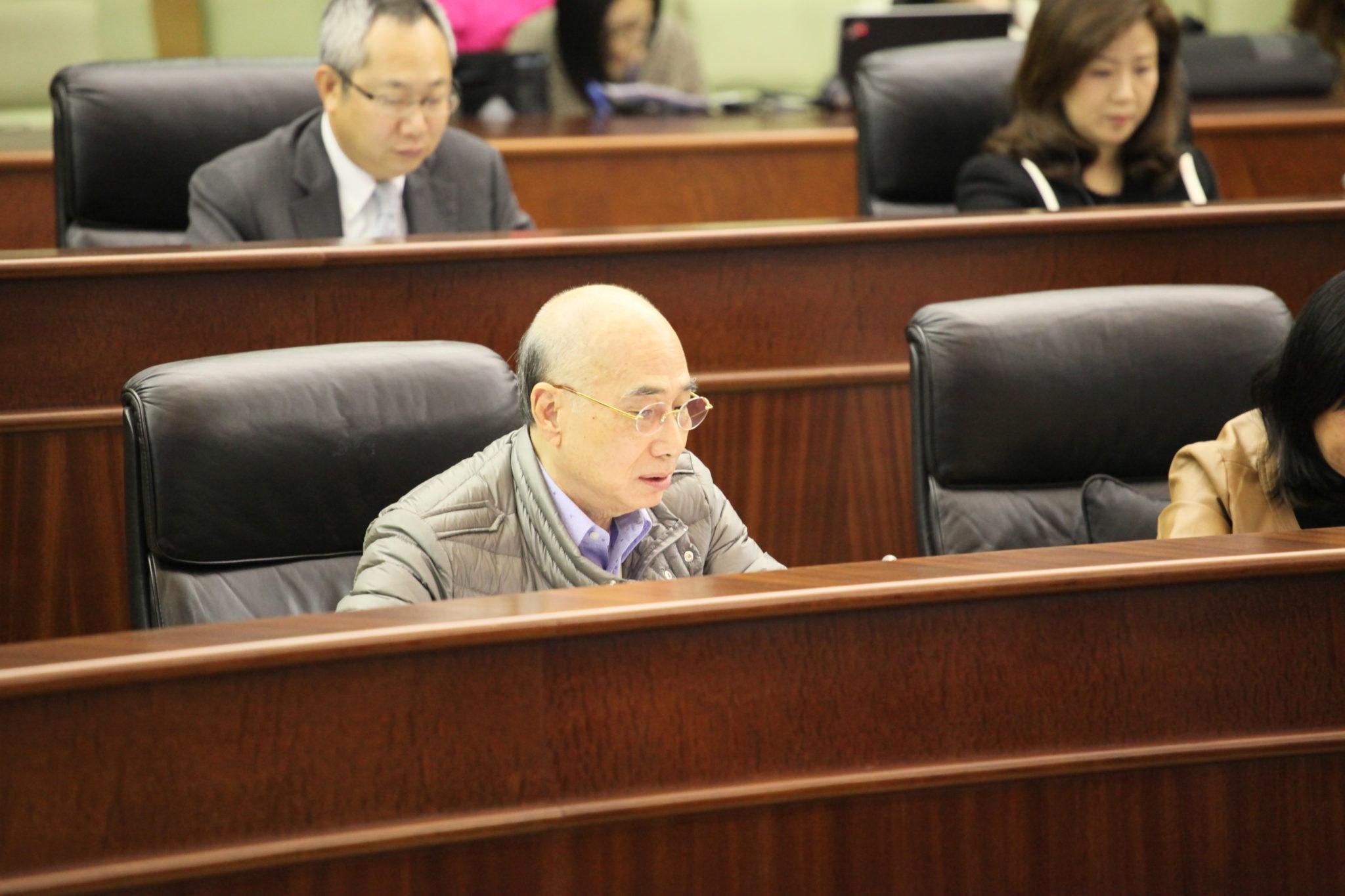 AL | Cheung Lap Kwan diz palavrão durante plenário