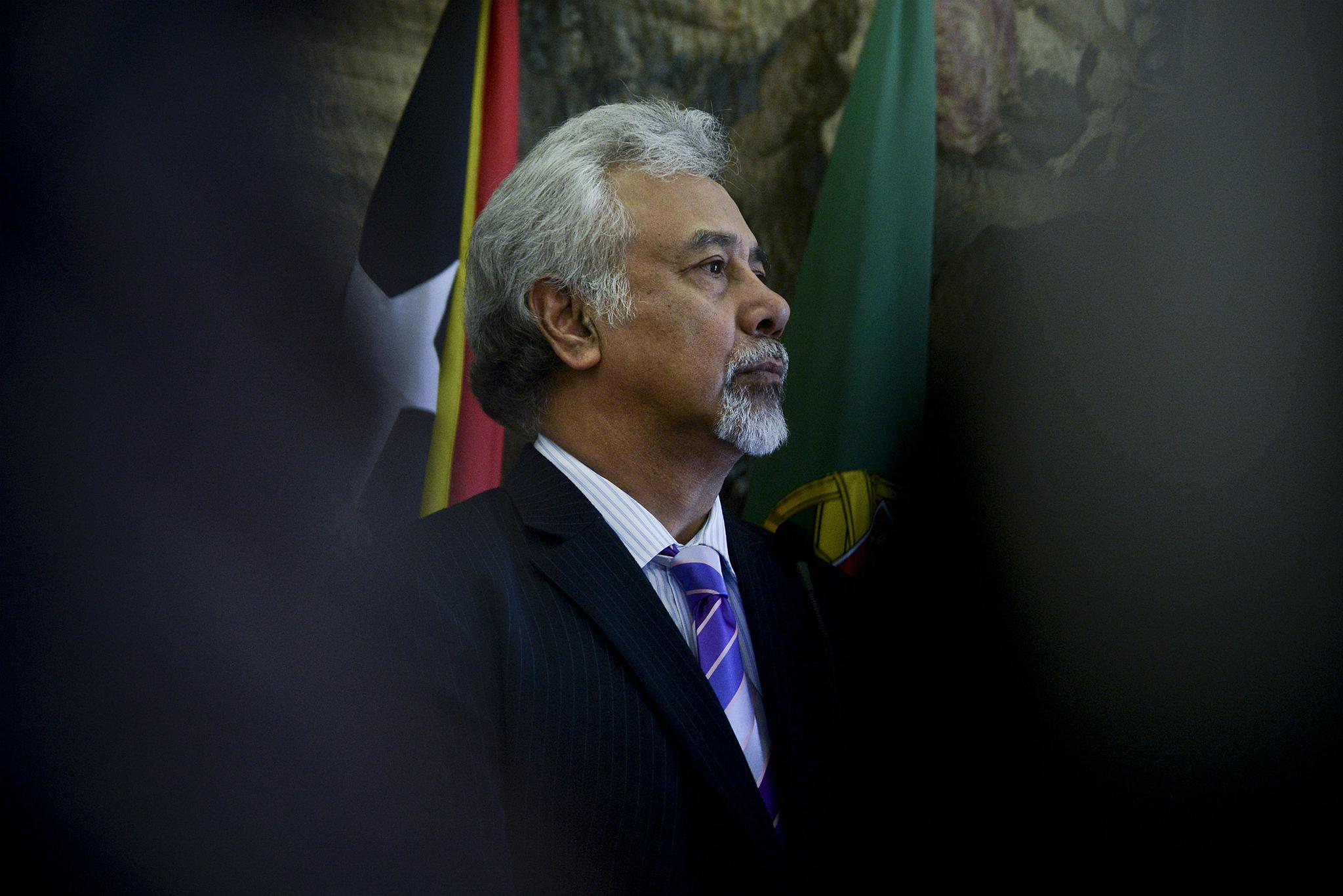 Língua portuguesa teve papel importante na união dos timorenses, defende Xanana Gusmão