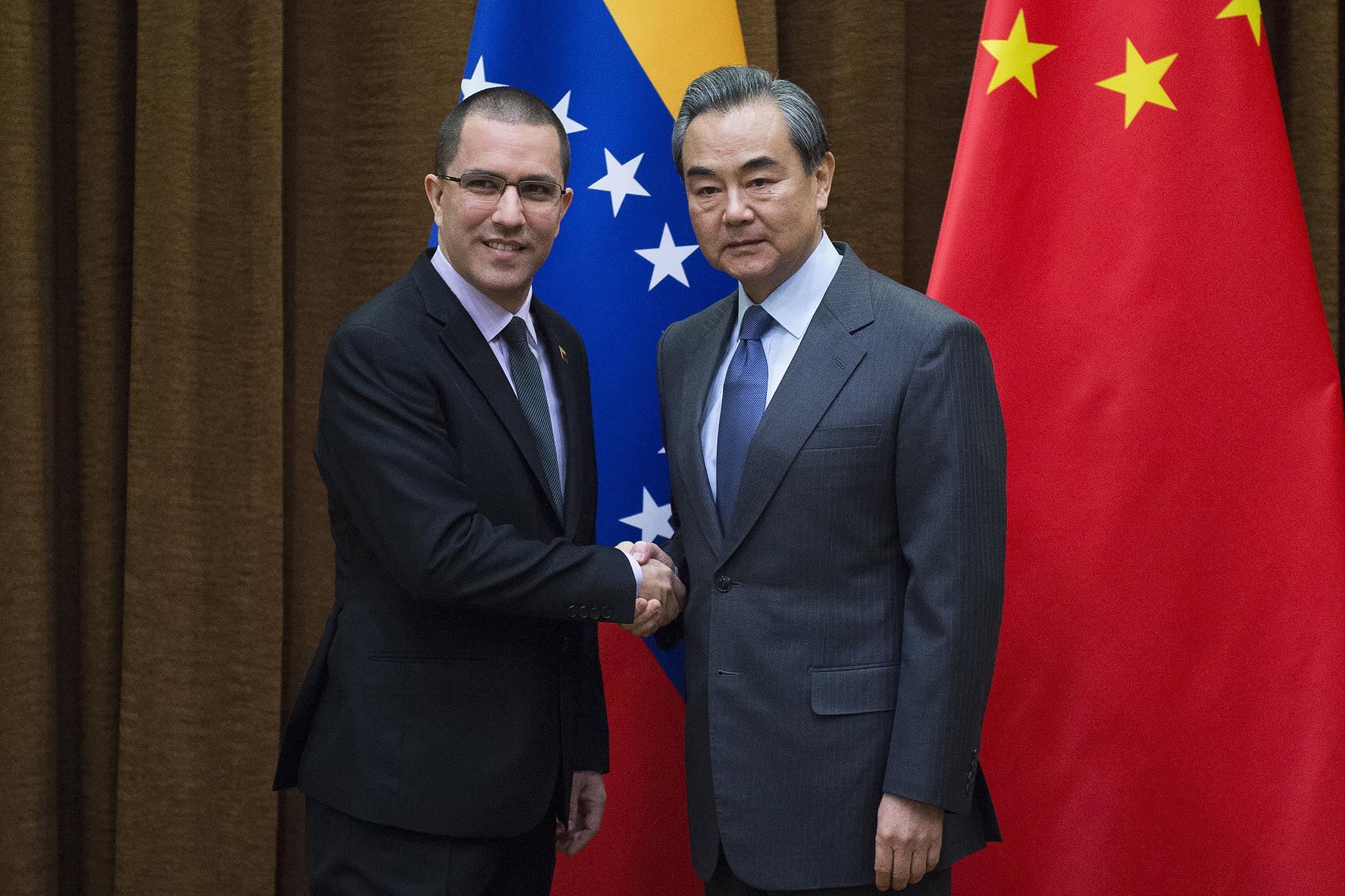 Pequim, contra declarações dos EUA, sai em defesa da Venezuela