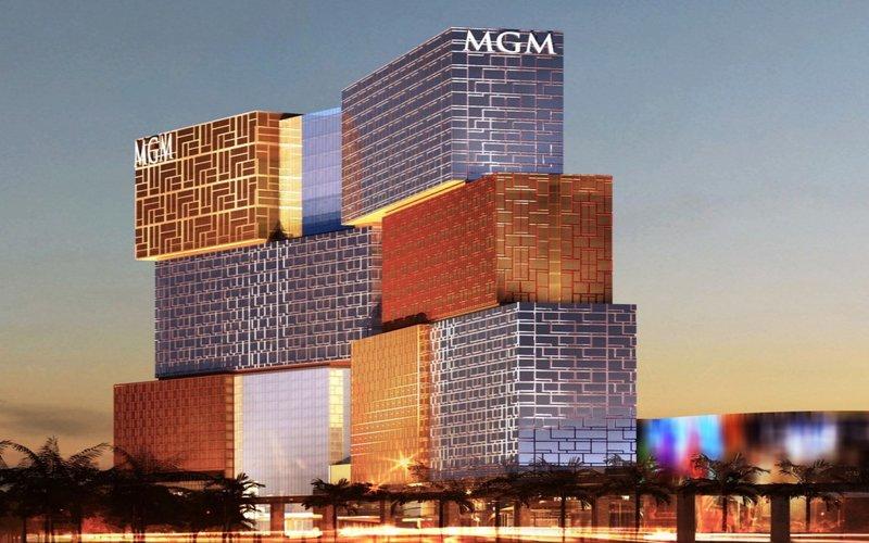 MGM China | Receitas de 2,3 mil milhões no 1.º trimestre