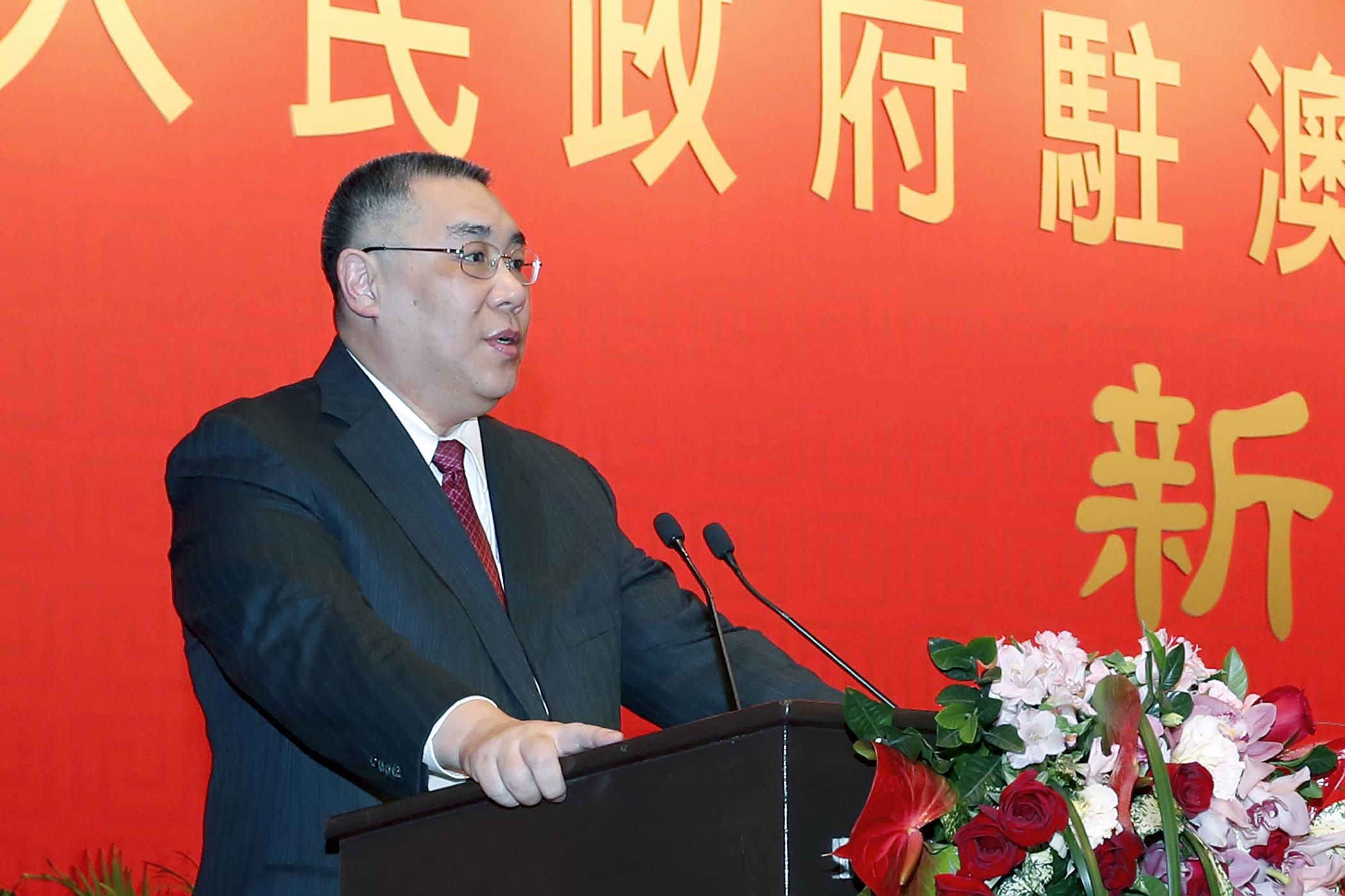Chui Sai On | Encontros destacam importância da Medicina Tradicional Chinesa