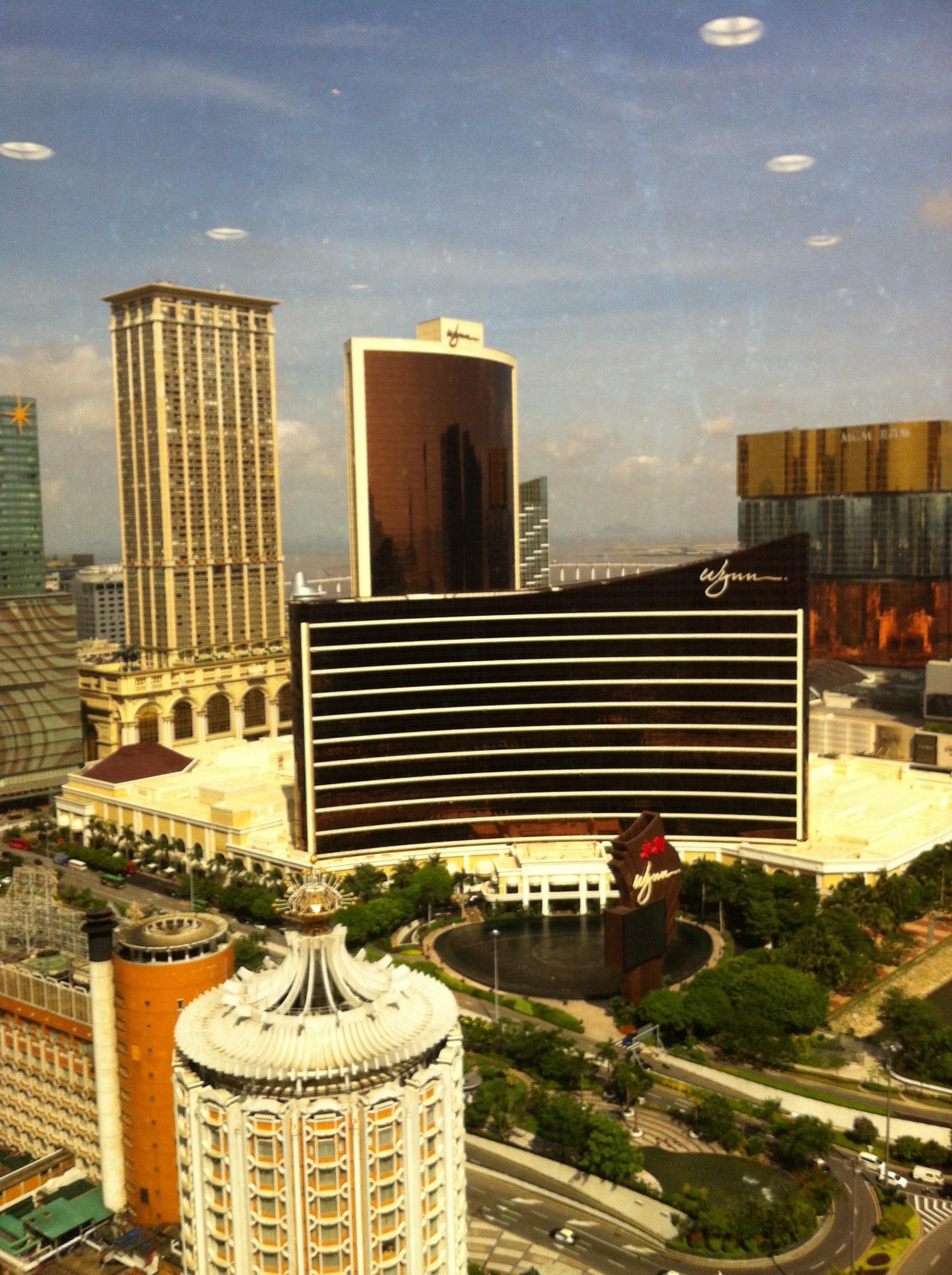 Receitas dos casinos subiram 5,7 por cento em Fevereiro