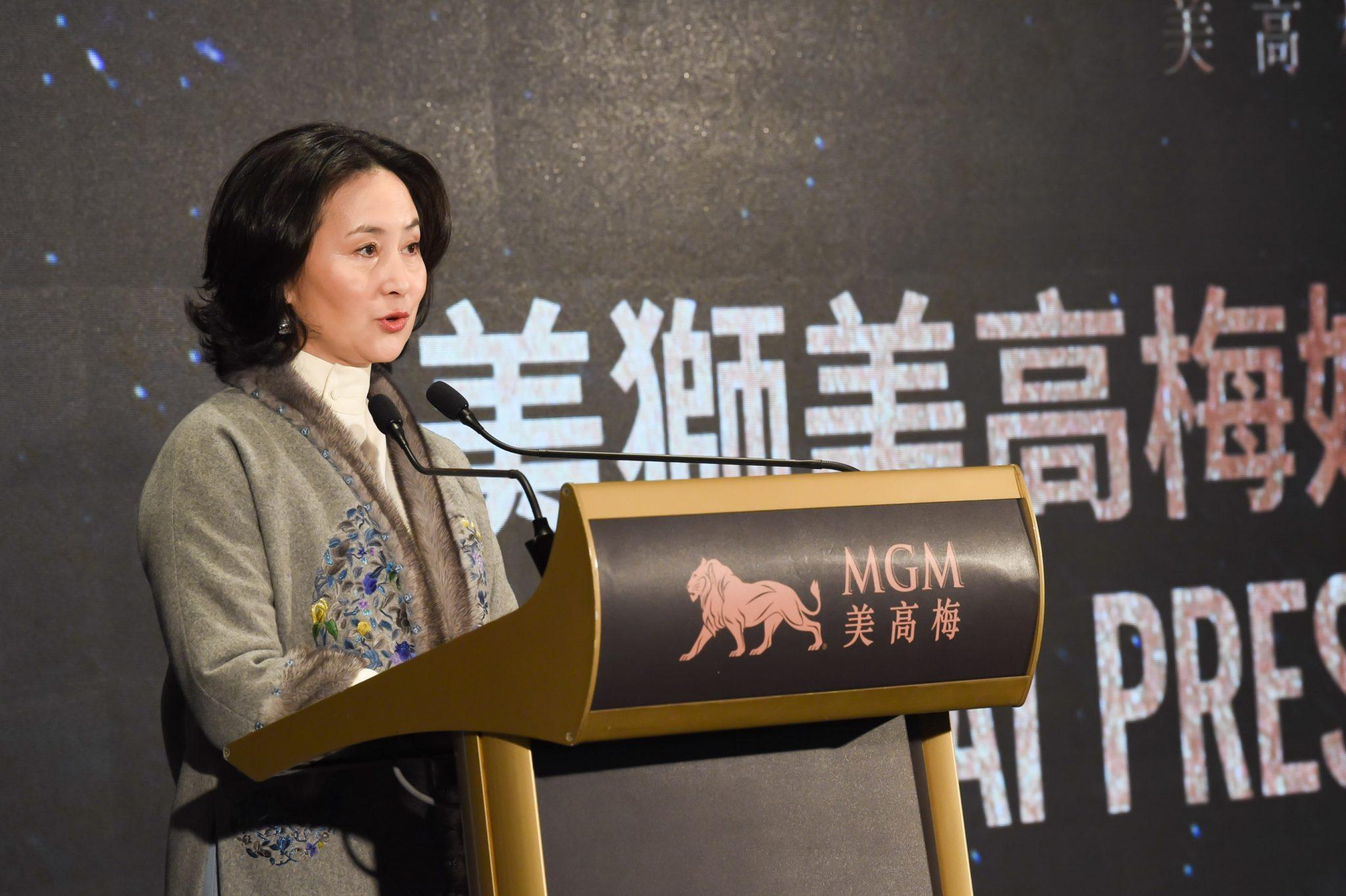 Pansy Ho vende acções da MGM mas diz querer continuar ligada à empresa