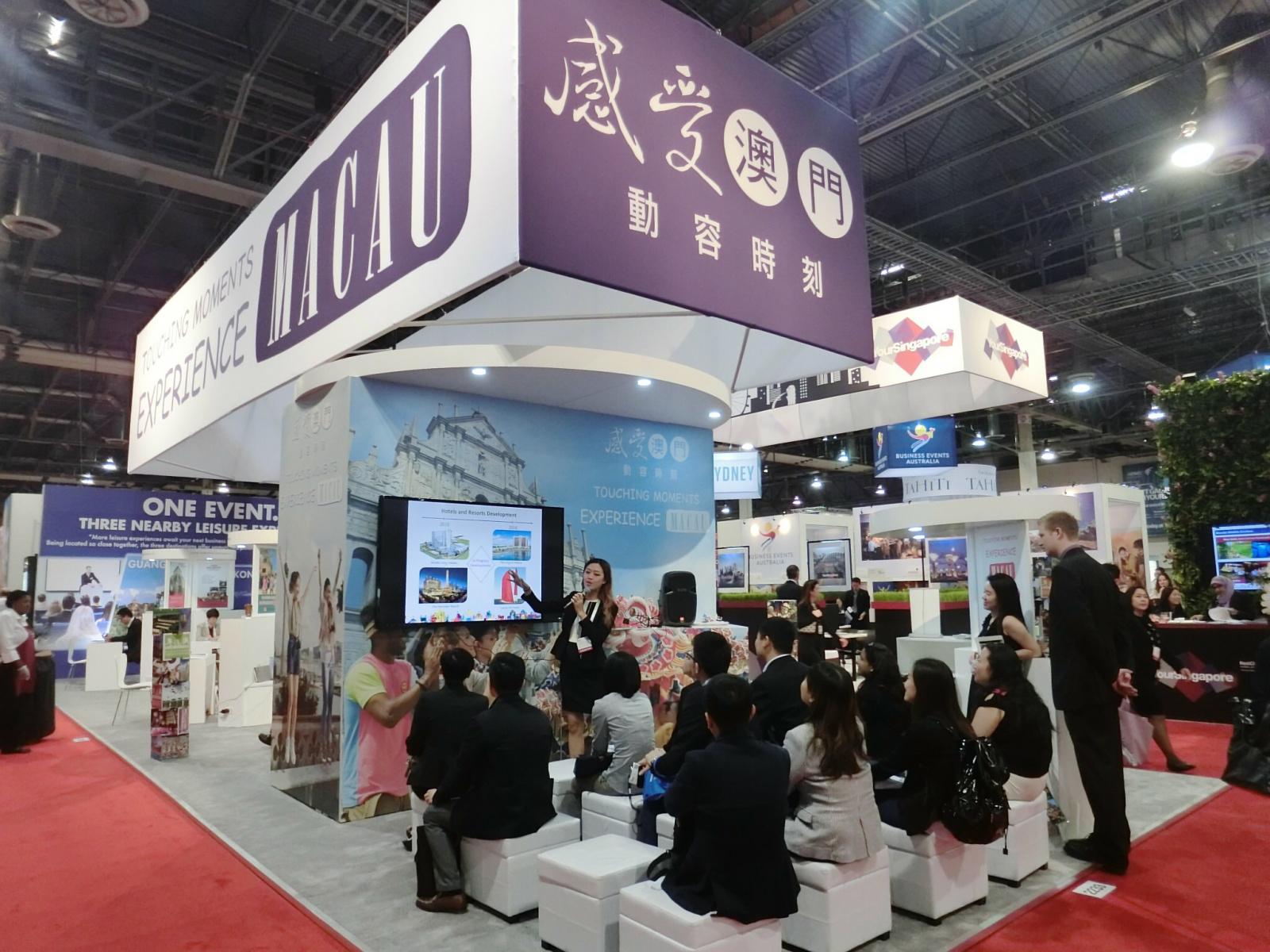 Exposições e convenções | Sector tem crescido mas continua a deparar-se com entraves