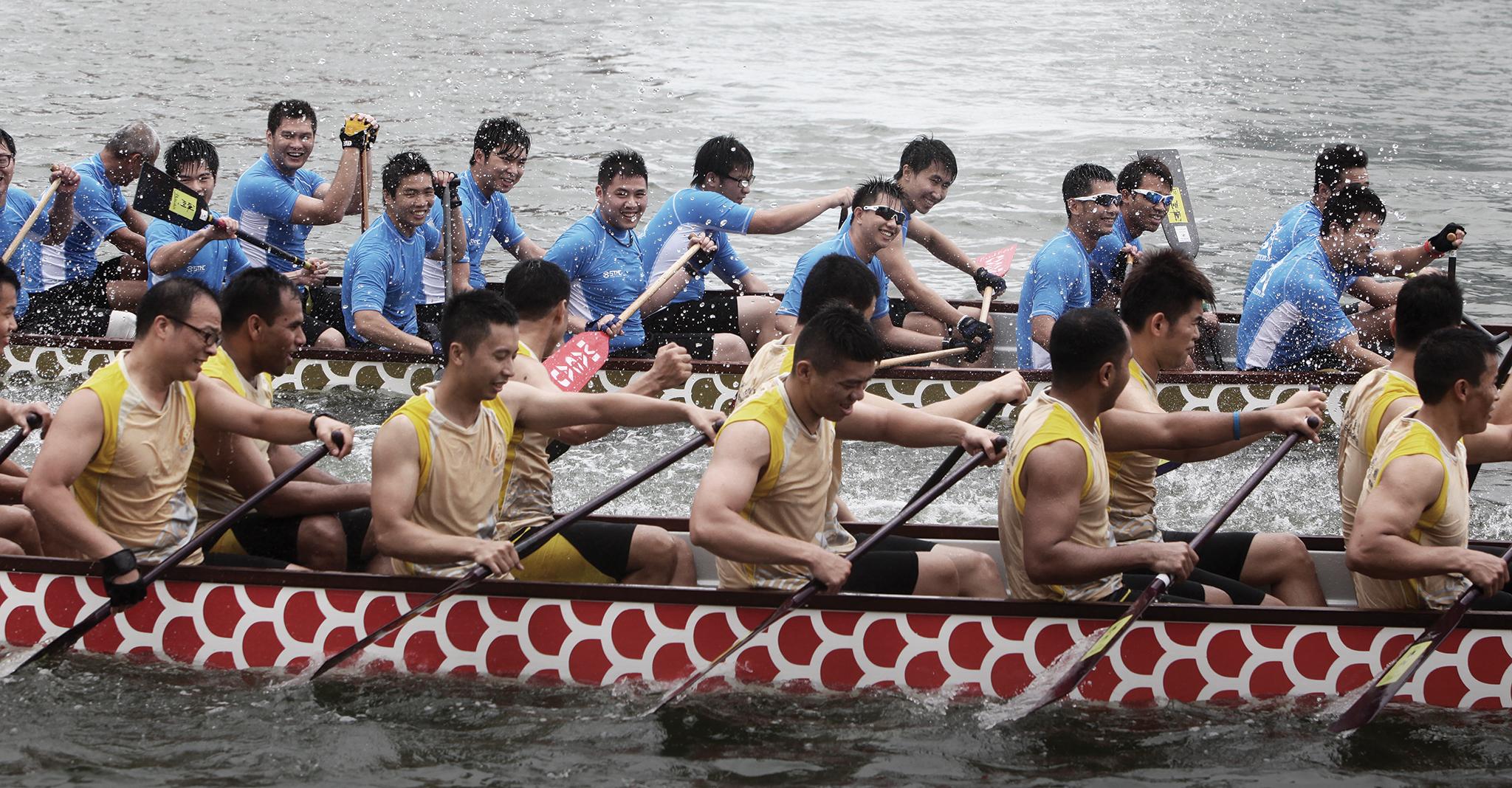 Governo quer apostar na vertente turística e cultural dos barcos-dragão