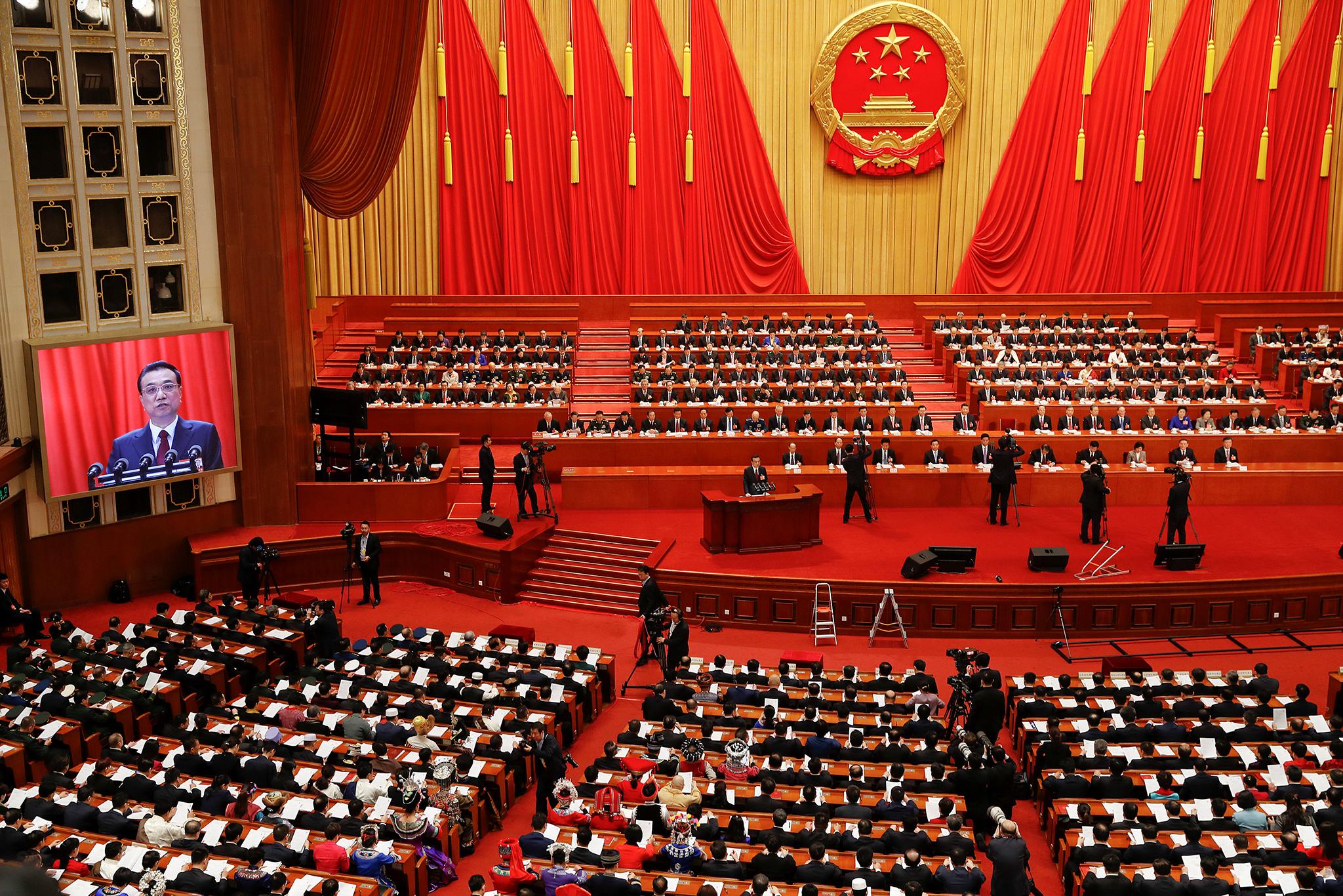 """Reforma institucional do Estado é """"revolucionária"""""""
